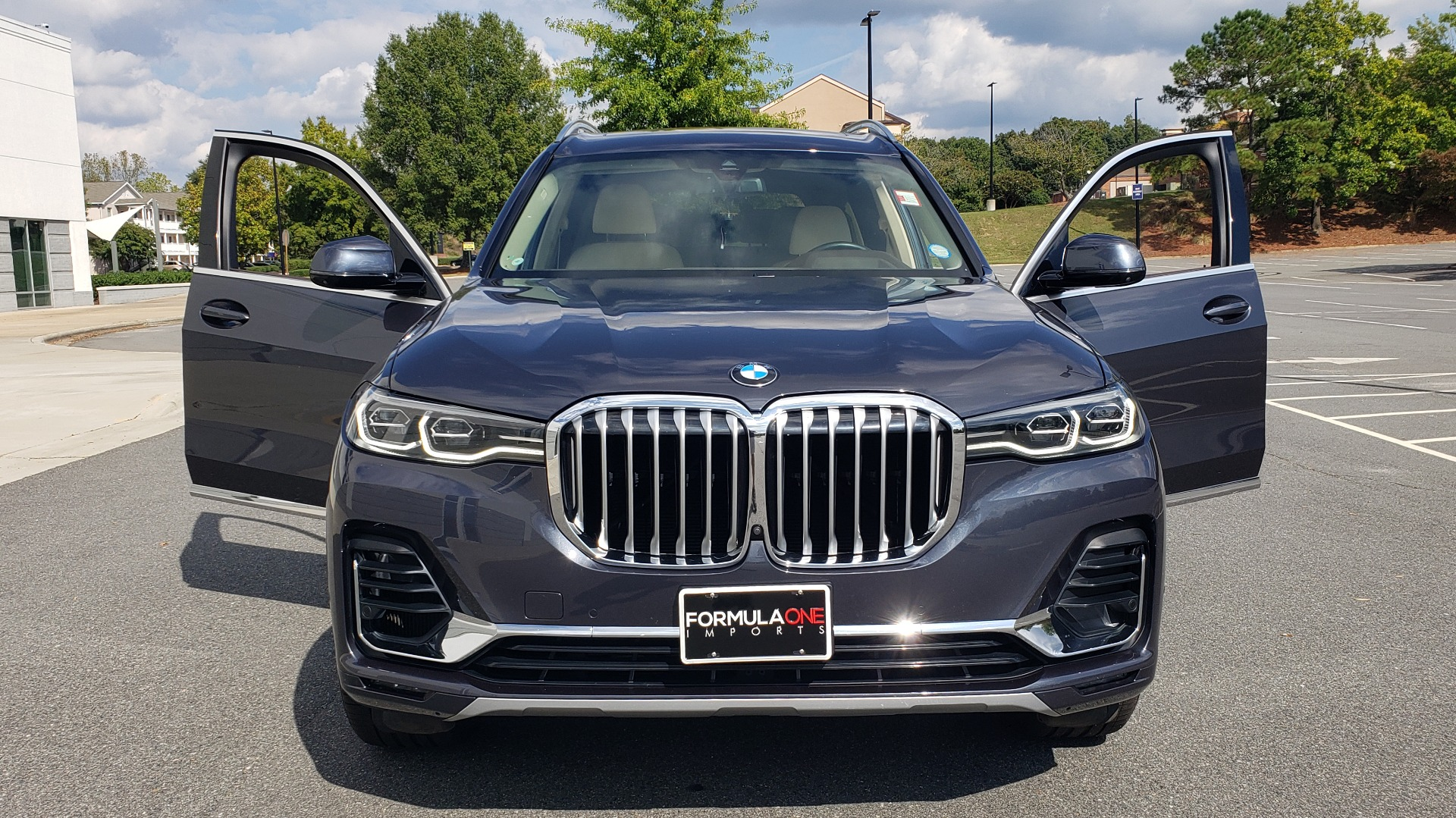 Used 2019 BMW X7 XDRIVE40I PREMIUM / LUXURY / COLD WEATHER / PARK ASST / PANORAMIC SKY / TOW for sale $75,999 at Formula Imports in Charlotte NC 28227 26