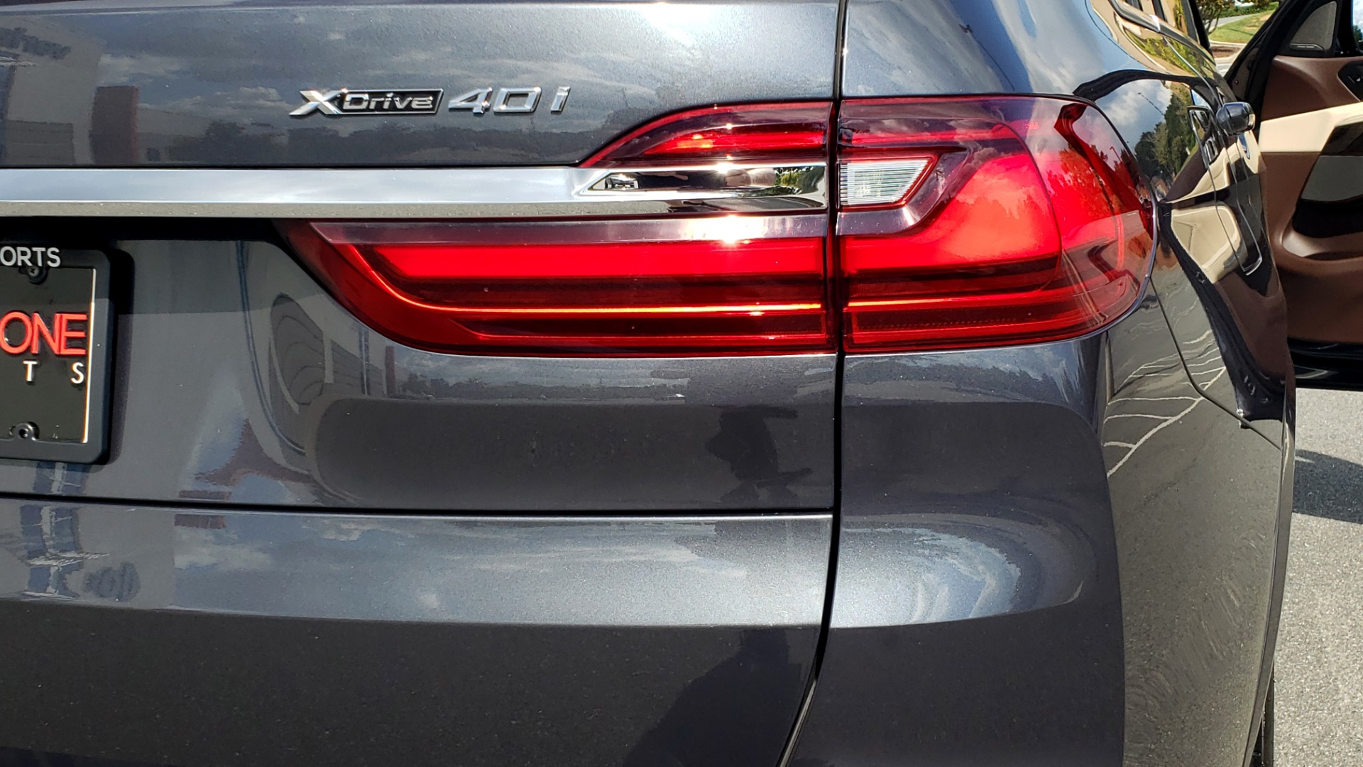 Used 2019 BMW X7 XDRIVE40I PREMIUM / LUXURY / COLD WEATHER / PARK ASST / PANORAMIC SKY / TOW for sale $75,999 at Formula Imports in Charlotte NC 28227 36