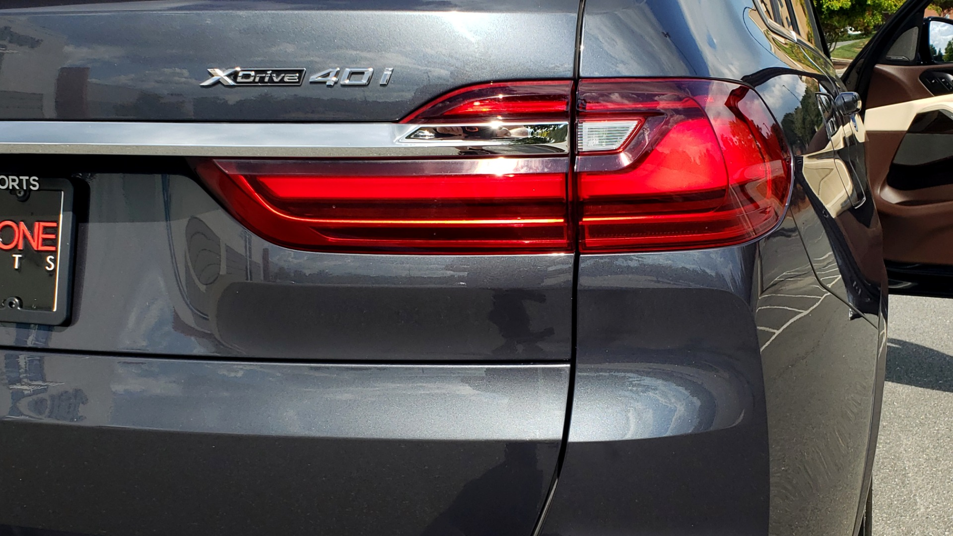 Used 2019 BMW X7 XDRIVE40I PREMIUM / LUXURY / COLD WEATHER / PARK ASST / PANORAMIC SKY / TOW for sale $75,999 at Formula Imports in Charlotte NC 28227 37