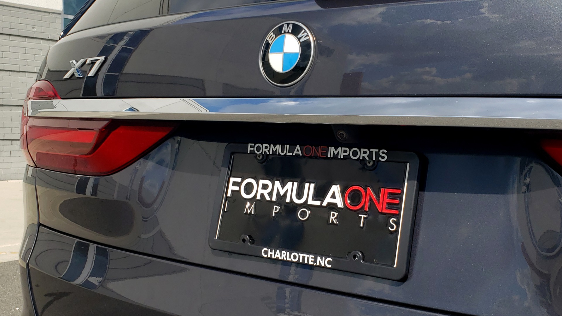 Used 2019 BMW X7 XDRIVE40I PREMIUM / LUXURY / COLD WEATHER / PARK ASST / PANORAMIC SKY / TOW for sale $75,999 at Formula Imports in Charlotte NC 28227 38