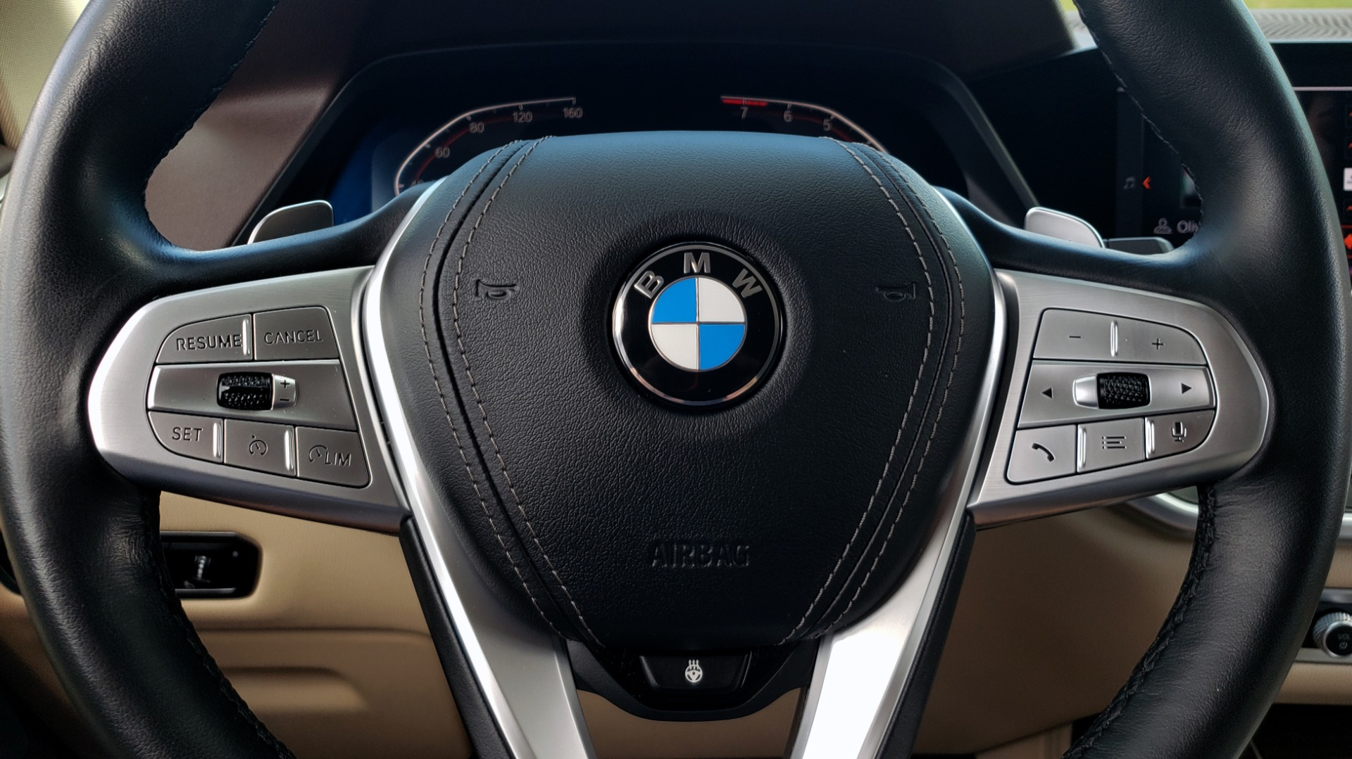 Used 2019 BMW X7 XDRIVE40I PREMIUM / LUXURY / COLD WEATHER / PARK ASST / PANORAMIC SKY / TOW for sale $75,999 at Formula Imports in Charlotte NC 28227 47