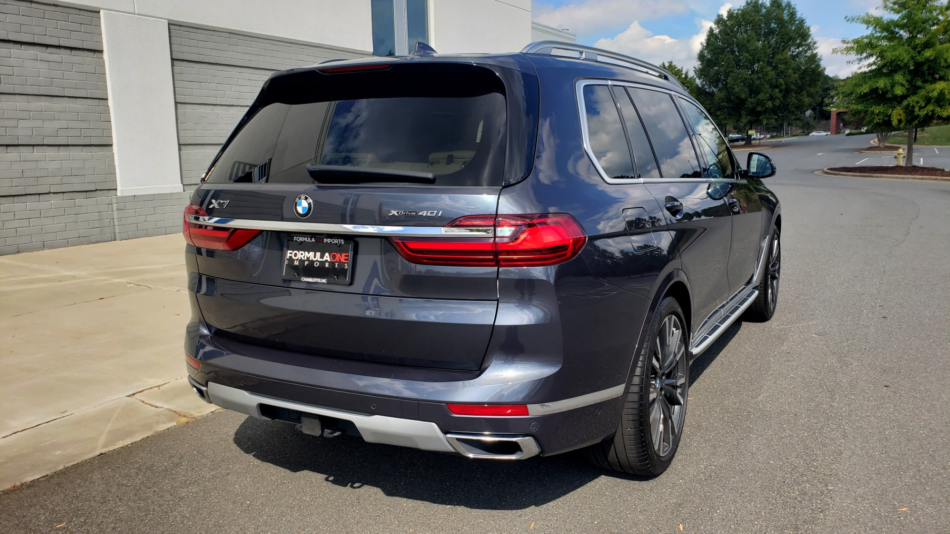 Used 2019 BMW X7 XDRIVE40I PREMIUM / LUXURY / COLD WEATHER / PARK ASST / PANORAMIC SKY / TOW for sale $75,999 at Formula Imports in Charlotte NC 28227 6