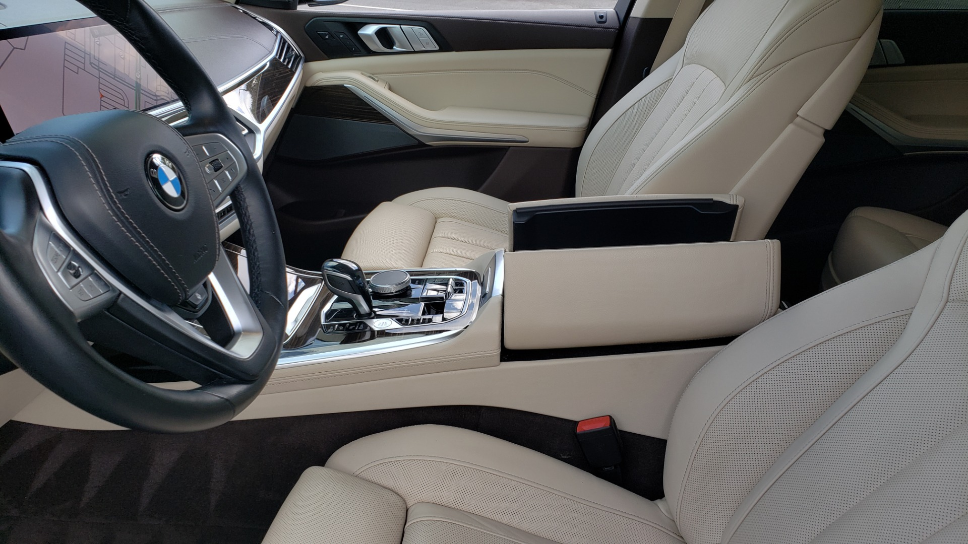 Used 2019 BMW X7 XDRIVE40I PREMIUM / LUXURY / COLD WEATHER / PARK ASST / PANORAMIC SKY / TOW for sale $75,999 at Formula Imports in Charlotte NC 28227 62