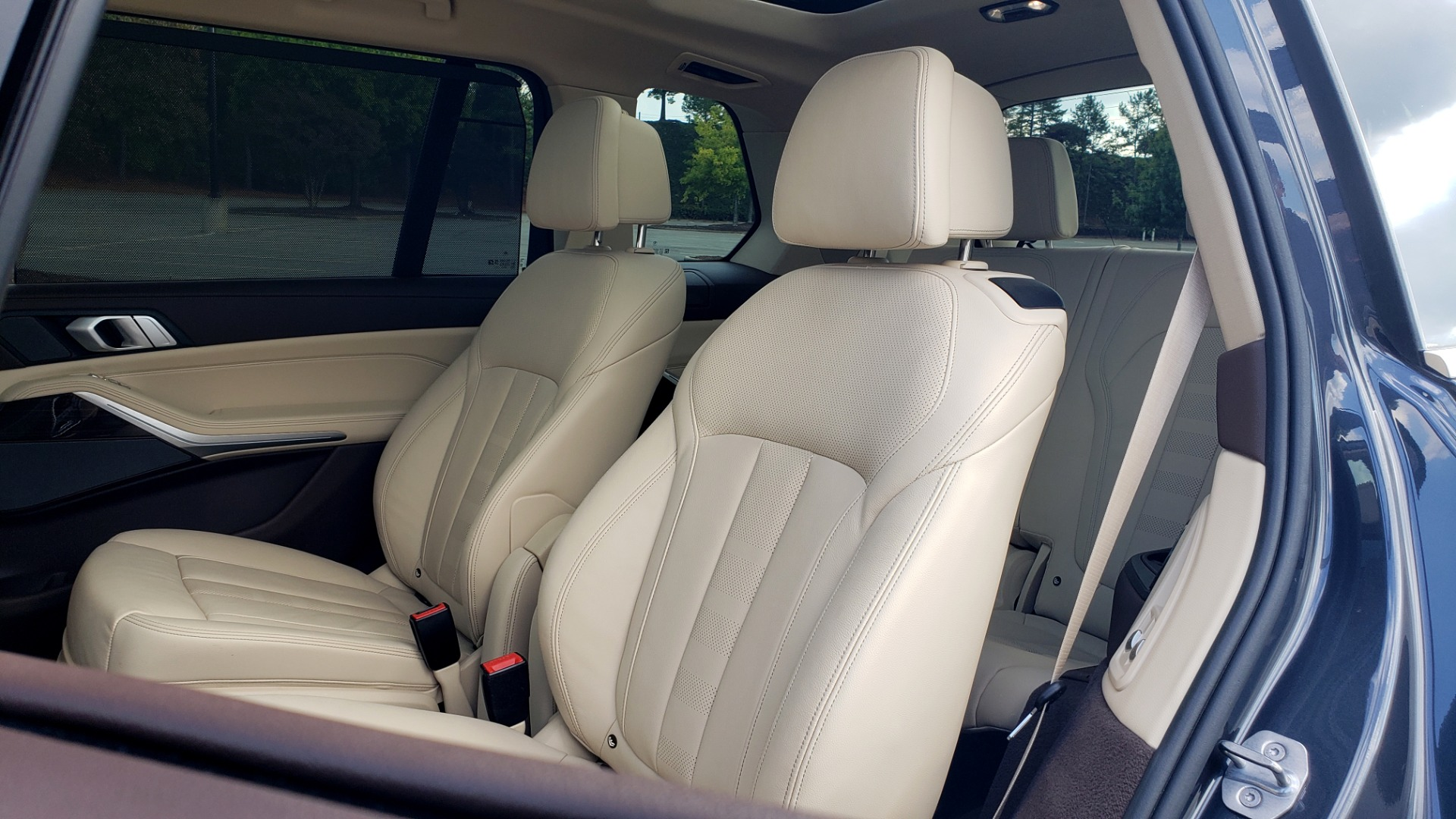 Used 2019 BMW X7 XDRIVE40I PREMIUM / LUXURY / COLD WEATHER / PARK ASST / PANORAMIC SKY / TOW for sale $75,999 at Formula Imports in Charlotte NC 28227 70
