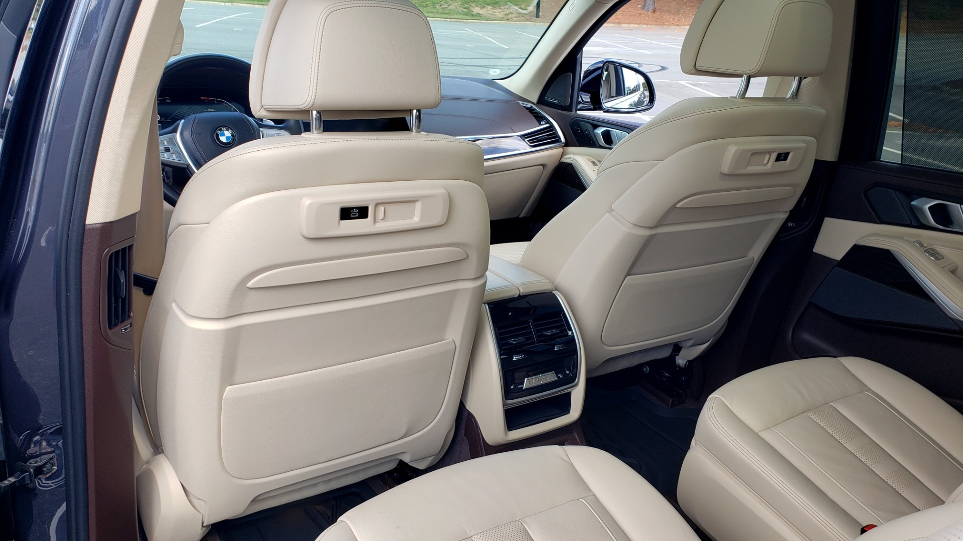 Used 2019 BMW X7 XDRIVE40I PREMIUM / LUXURY / COLD WEATHER / PARK ASST / PANORAMIC SKY / TOW for sale $75,999 at Formula Imports in Charlotte NC 28227 72