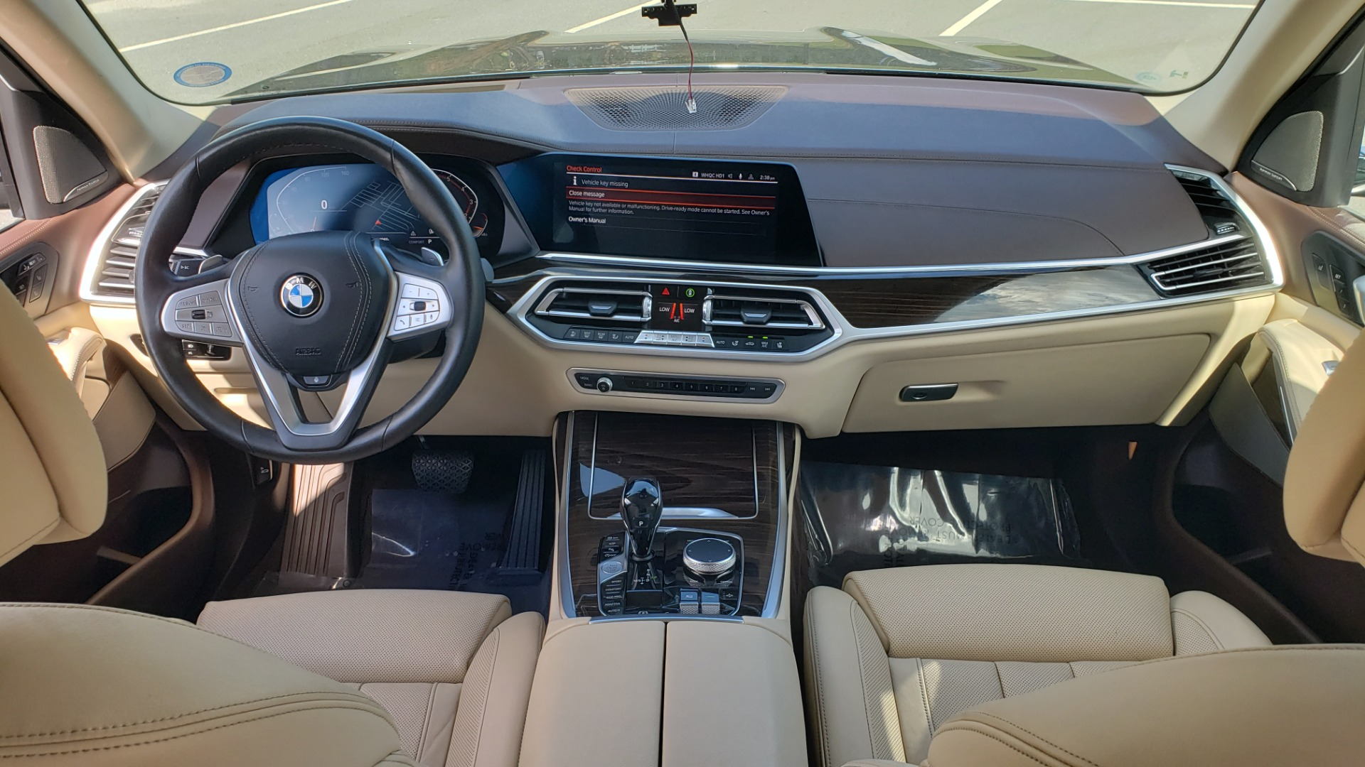 Used 2019 BMW X7 XDRIVE40I PREMIUM / LUXURY / COLD WEATHER / PARK ASST / PANORAMIC SKY / TOW for sale $75,999 at Formula Imports in Charlotte NC 28227 95