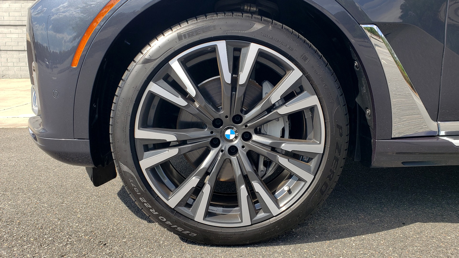 Used 2019 BMW X7 XDRIVE40I PREMIUM / LUXURY / COLD WEATHER / PARK ASST / PANORAMIC SKY / TOW for sale $75,999 at Formula Imports in Charlotte NC 28227 98