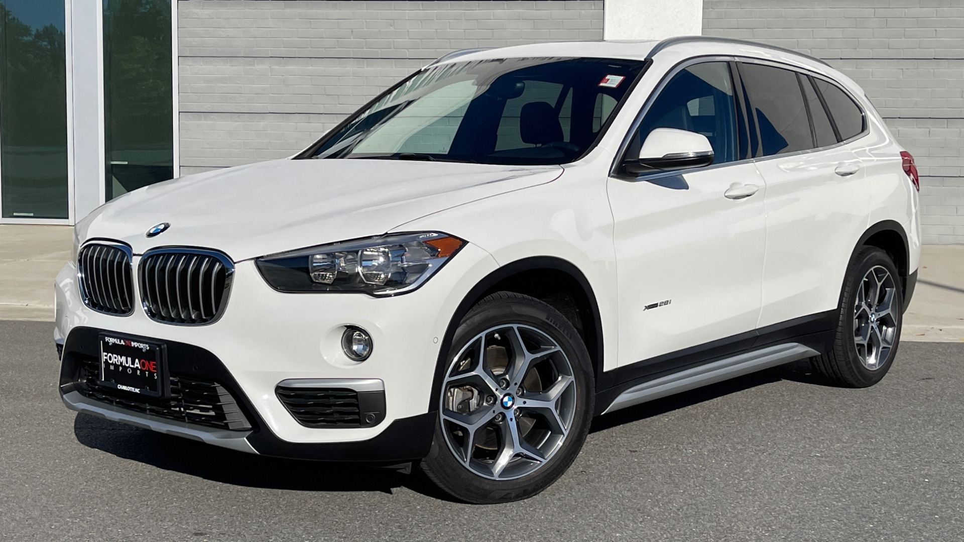 Used 2018 BMW X1 XDRIVE28I / CONV PKG / PANO-ROOF / PARK ASST / REARVIEW for sale $31,995 at Formula Imports in Charlotte NC 28227 1