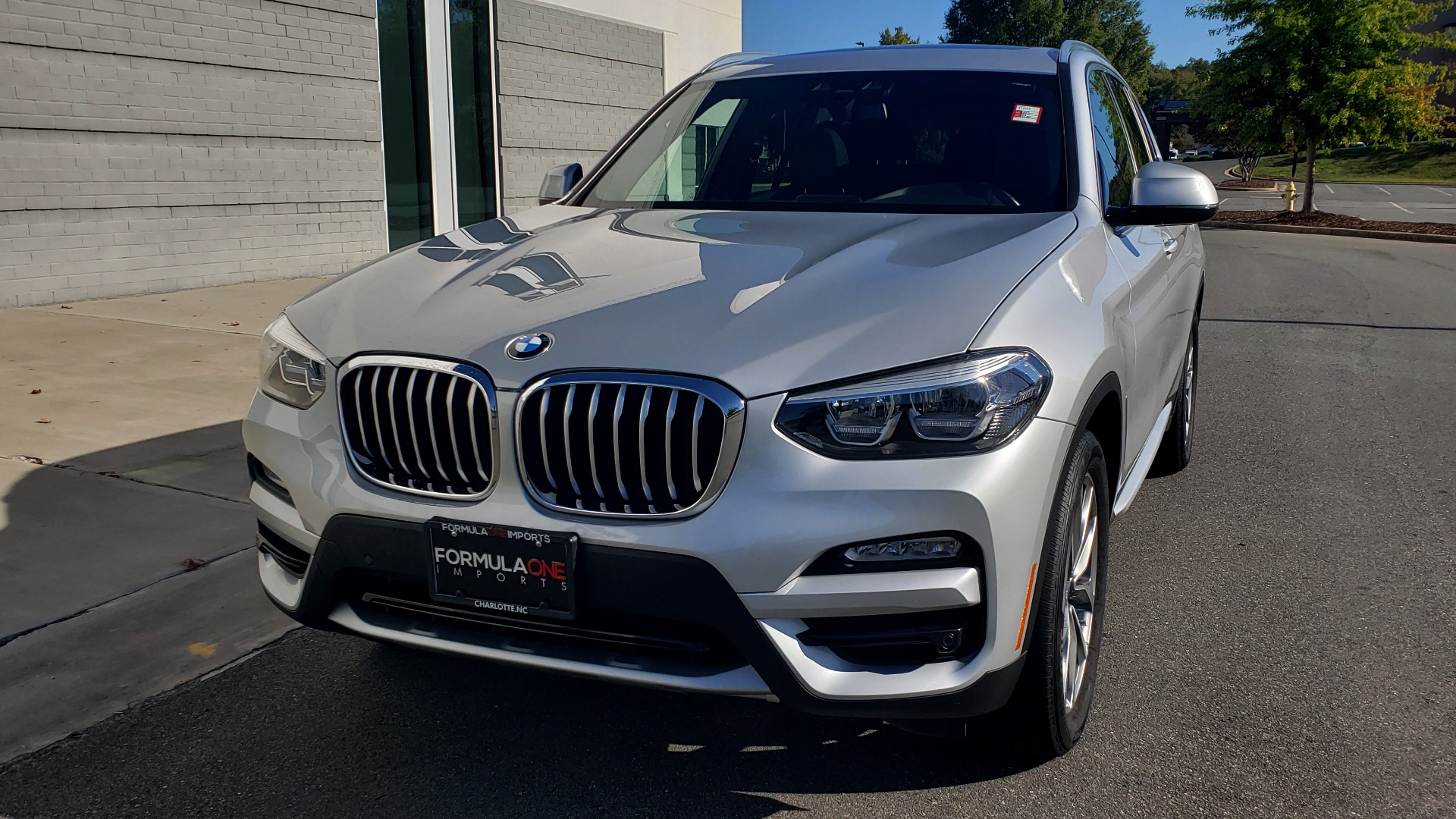 Used 2019 BMW X3 XDRIVE30I / DRVR ASST / PANO-ROOF / HTD STS / REARVIEW for sale $41,995 at Formula Imports in Charlotte NC 28227 2
