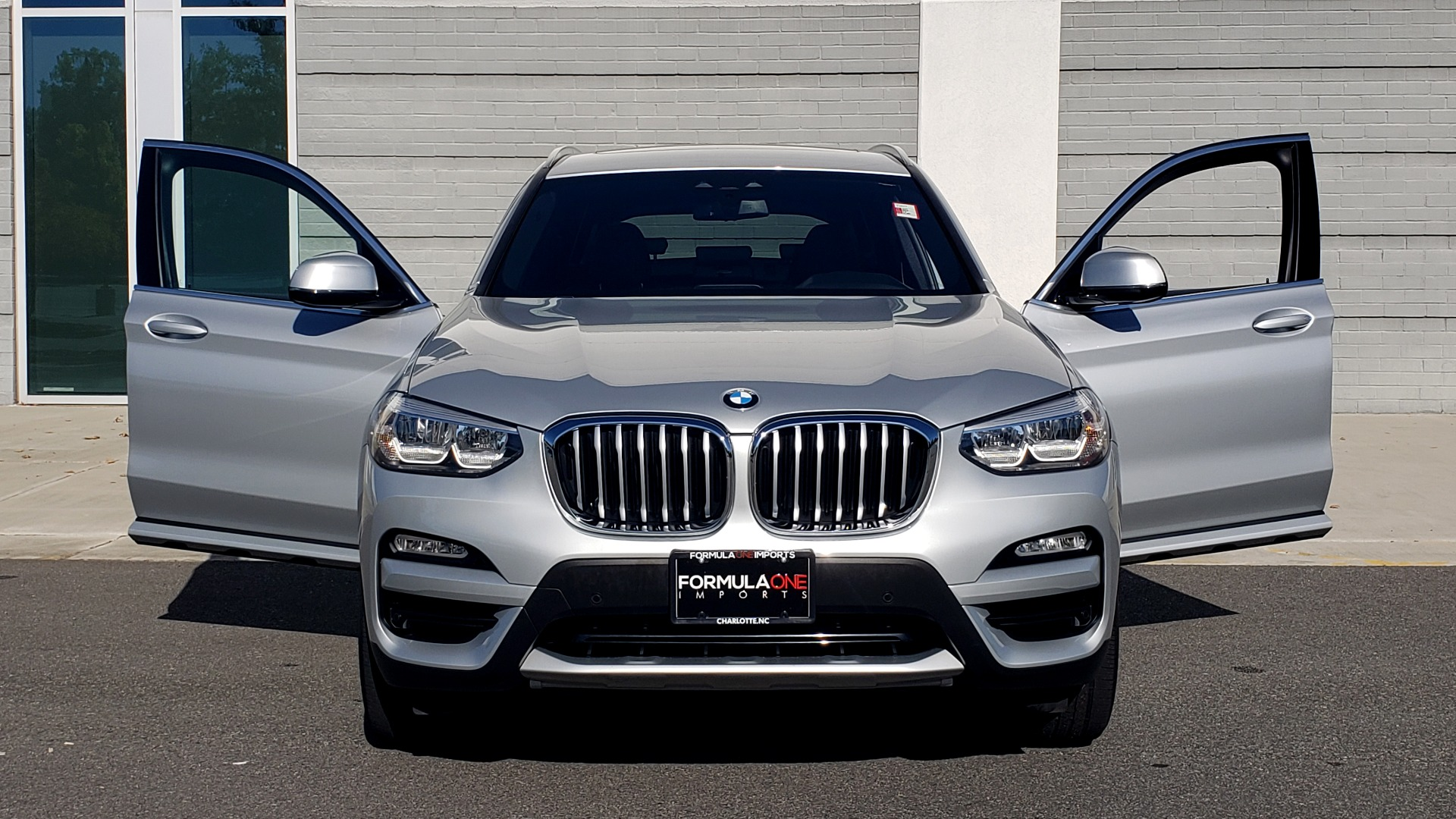 Used 2019 BMW X3 XDRIVE30I / DRVR ASST / PANO-ROOF / HTD STS / REARVIEW for sale $41,995 at Formula Imports in Charlotte NC 28227 24