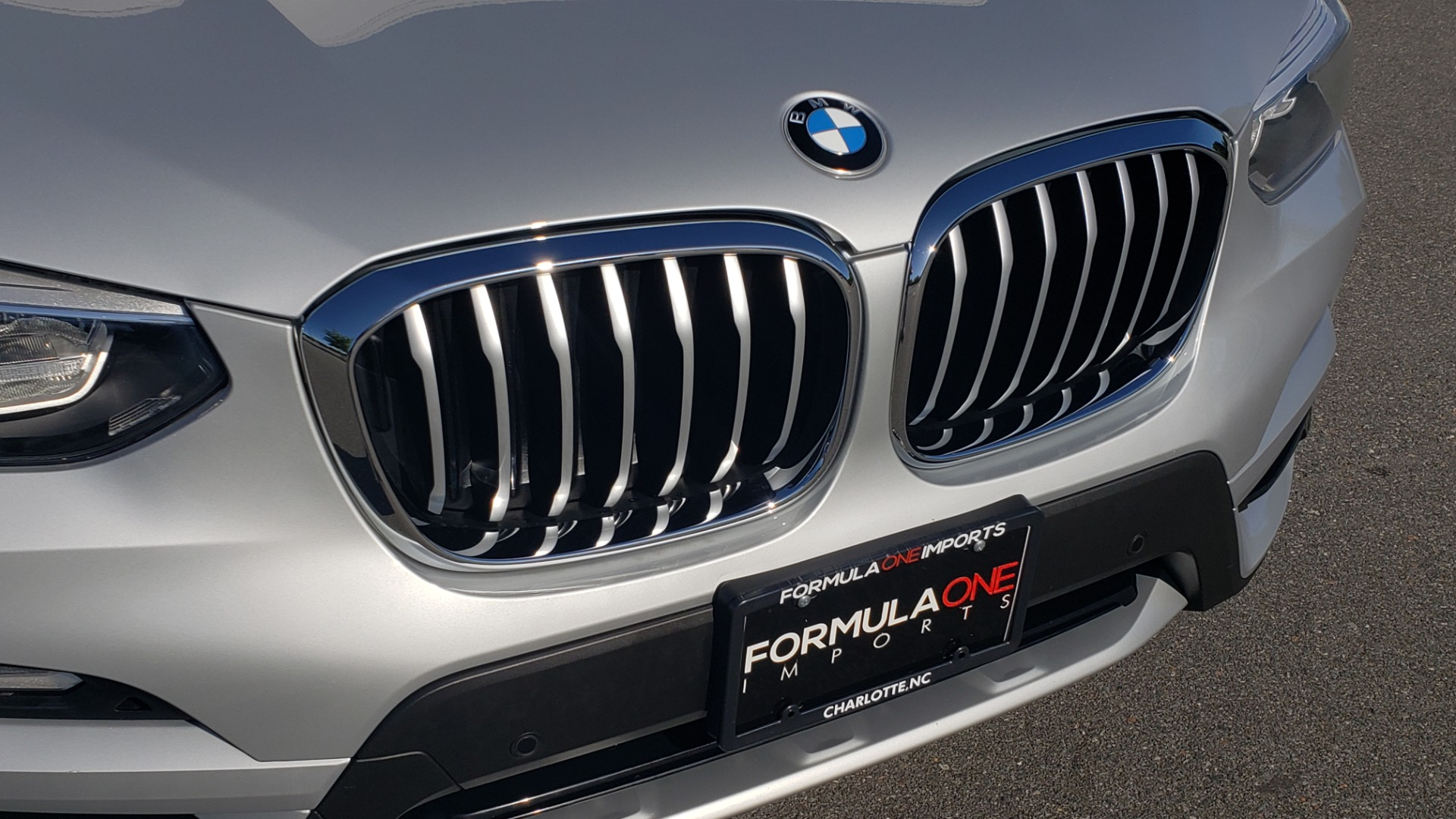 Used 2019 BMW X3 XDRIVE30I / DRVR ASST / PANO-ROOF / HTD STS / REARVIEW for sale $41,995 at Formula Imports in Charlotte NC 28227 27