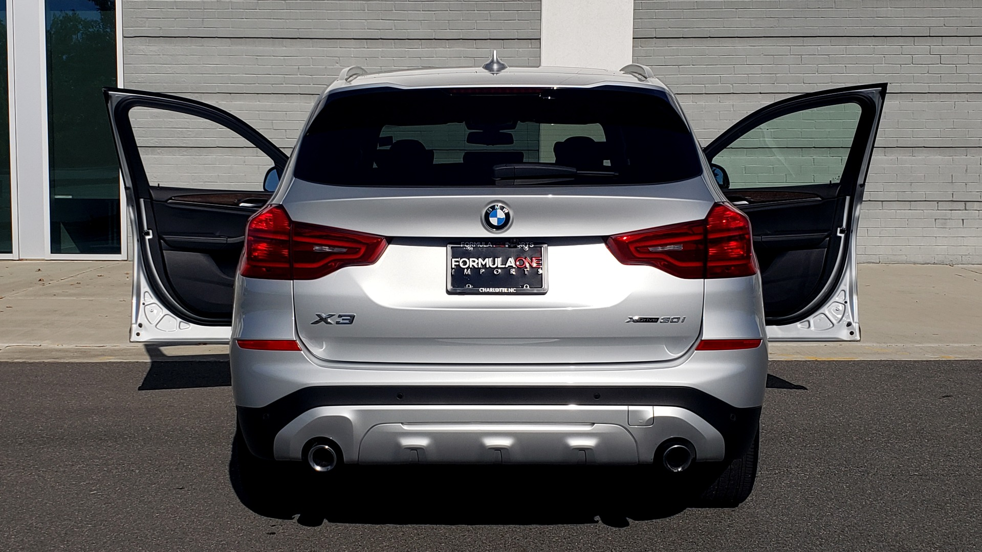 Used 2019 BMW X3 XDRIVE30I / DRVR ASST / PANO-ROOF / HTD STS / REARVIEW for sale $41,995 at Formula Imports in Charlotte NC 28227 31