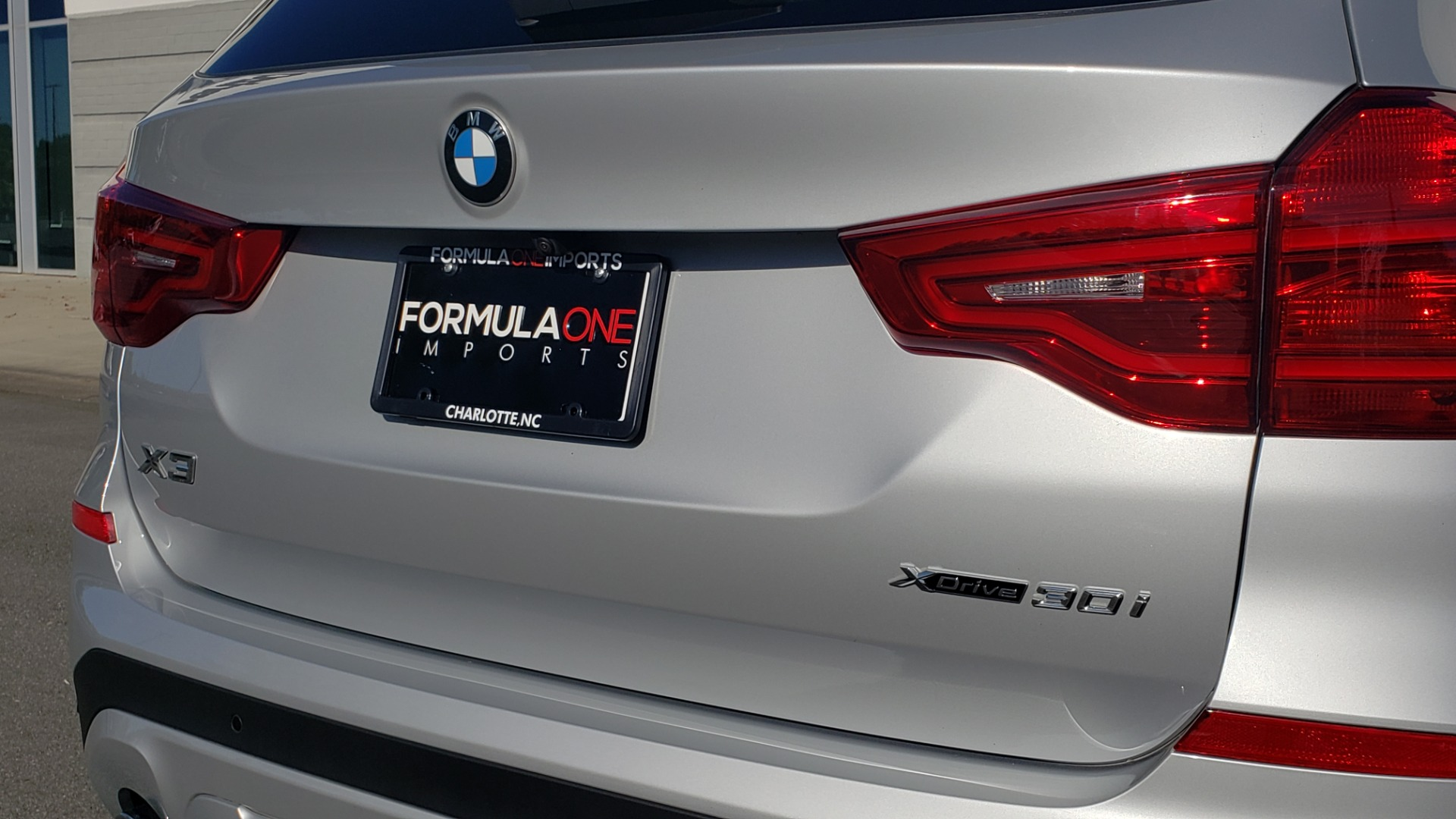Used 2019 BMW X3 XDRIVE30I / DRVR ASST / PANO-ROOF / HTD STS / REARVIEW for sale $41,995 at Formula Imports in Charlotte NC 28227 34