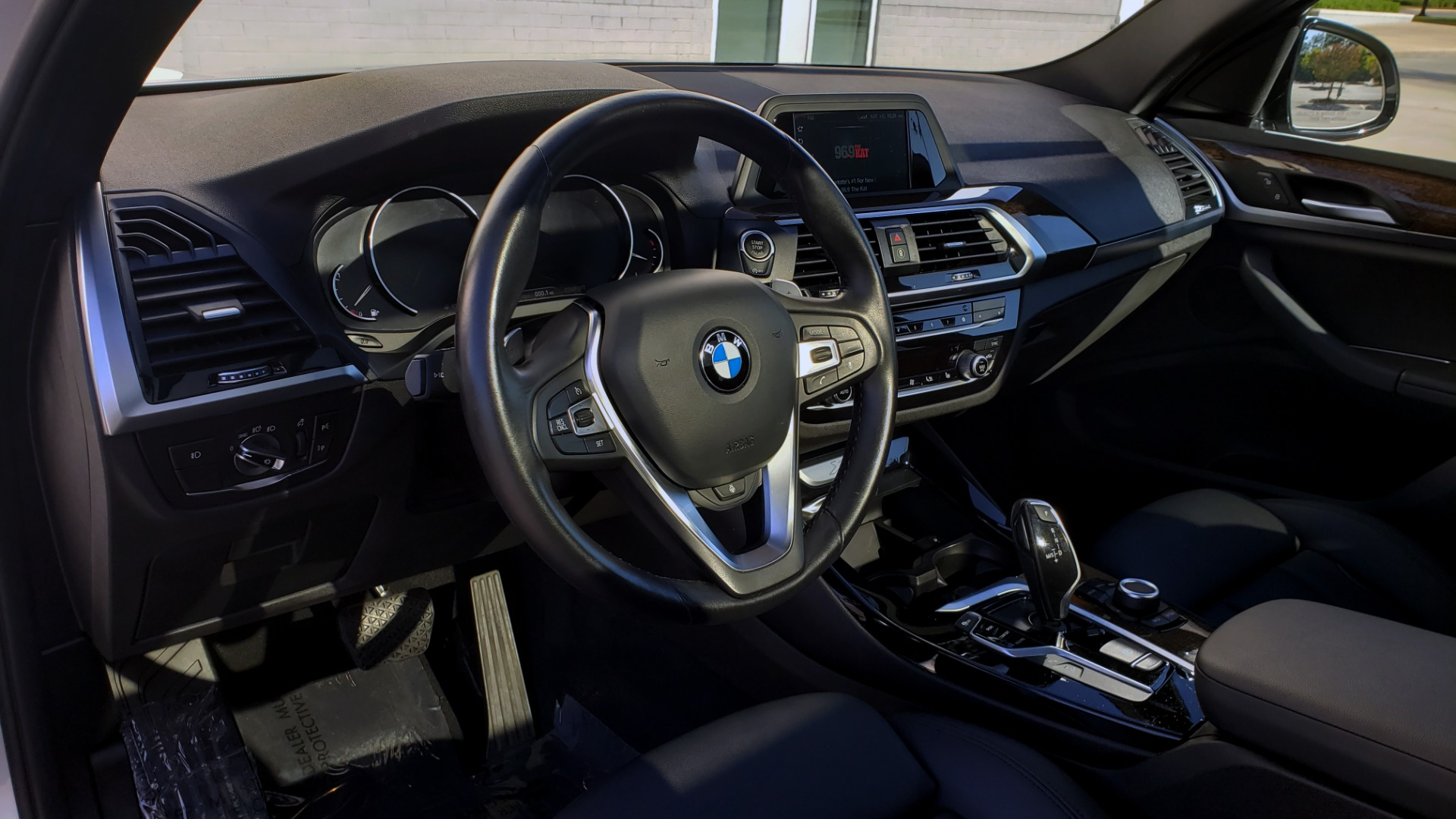 Used 2019 BMW X3 XDRIVE30I / DRVR ASST / PANO-ROOF / HTD STS / REARVIEW for sale $41,995 at Formula Imports in Charlotte NC 28227 42