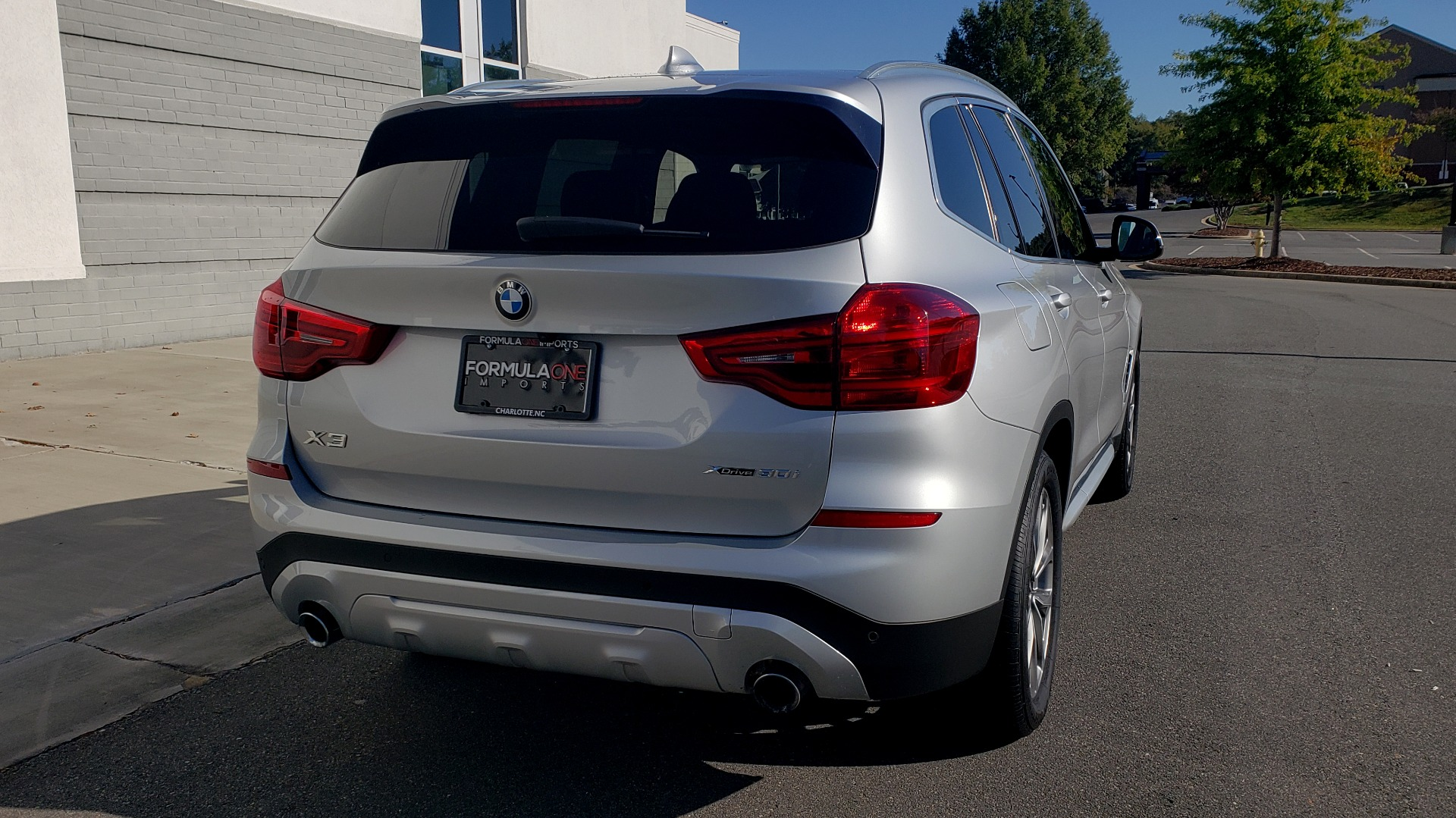 Used 2019 BMW X3 XDRIVE30I / DRVR ASST / PANO-ROOF / HTD STS / REARVIEW for sale $41,995 at Formula Imports in Charlotte NC 28227 7