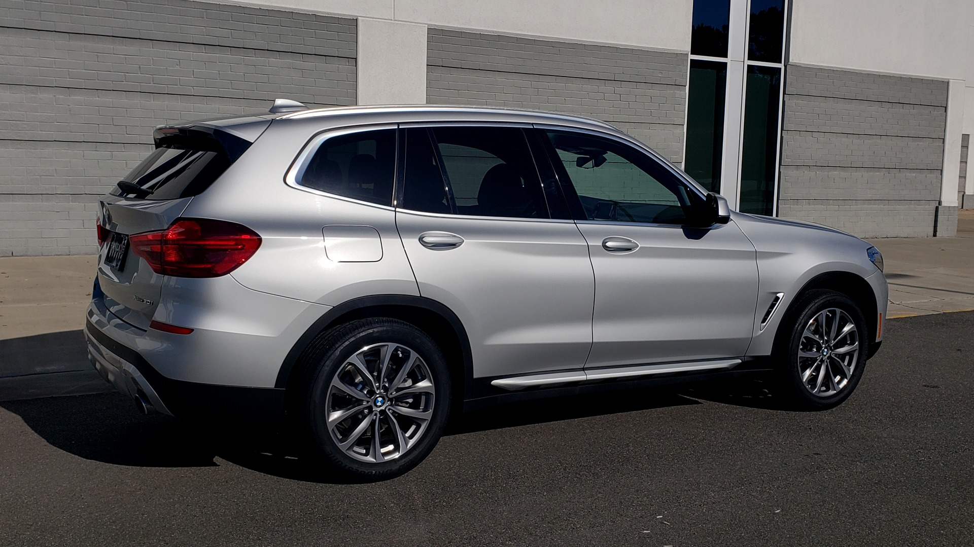 Used 2019 BMW X3 XDRIVE30I / DRVR ASST / PANO-ROOF / HTD STS / REARVIEW for sale $41,995 at Formula Imports in Charlotte NC 28227 8
