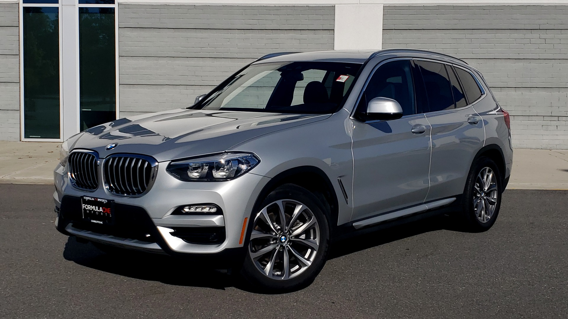 Used 2019 BMW X3 XDRIVE30I / DRVR ASST / PANO-ROOF / HTD STS / REARVIEW for sale $41,995 at Formula Imports in Charlotte NC 28227 1
