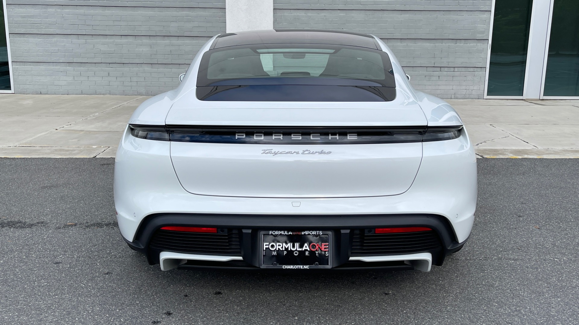Used 2020 Porsche TAYCAN TURBO SEDAN / AWD / NAV / BOSE / PANO-ROOF / LCA / SURROUND VIEW for sale $162,995 at Formula Imports in Charlotte NC 28227 28