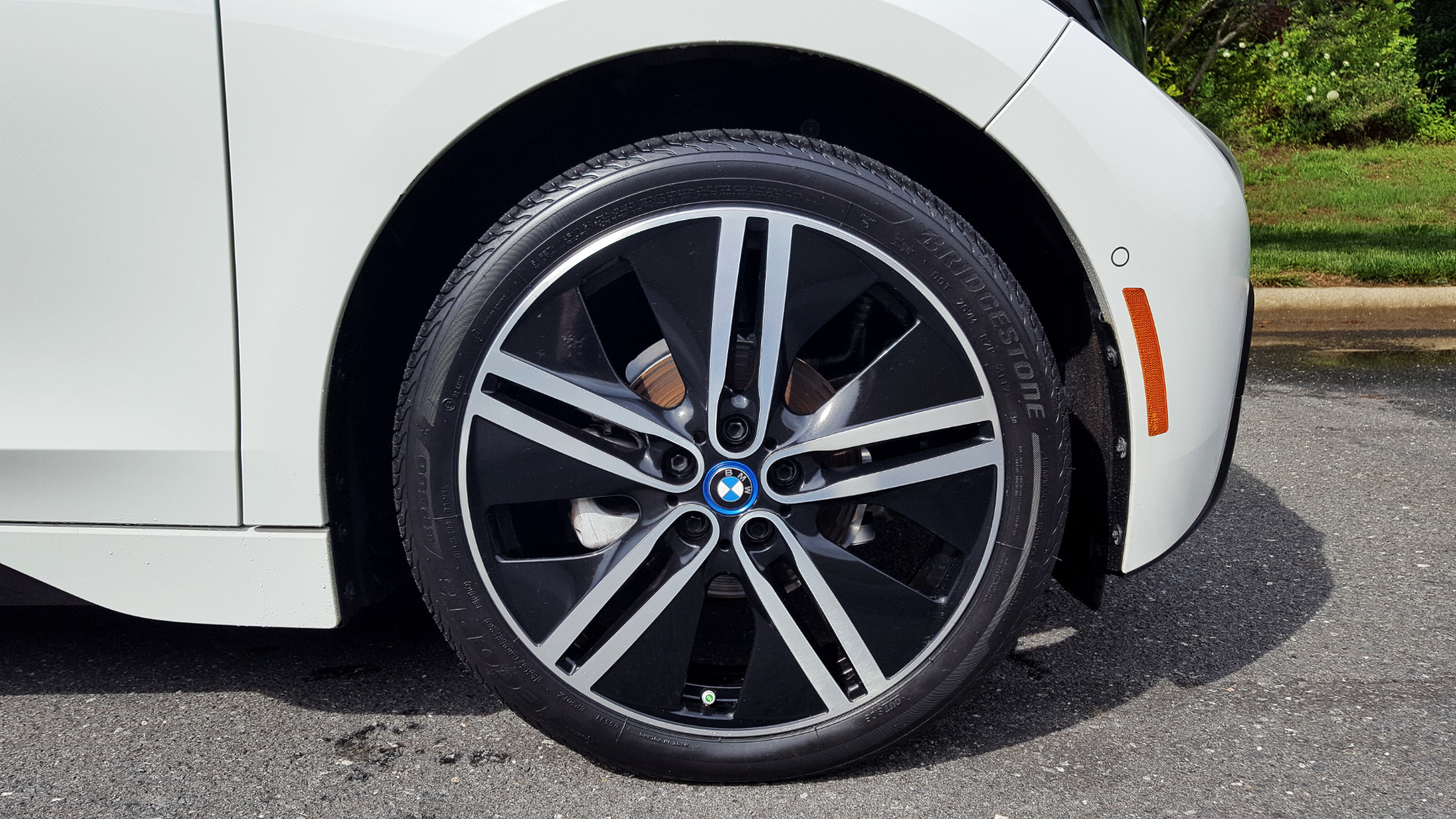 Used 2014 BMW i3 for sale Sold at Formula Imports in Charlotte NC 28227 15