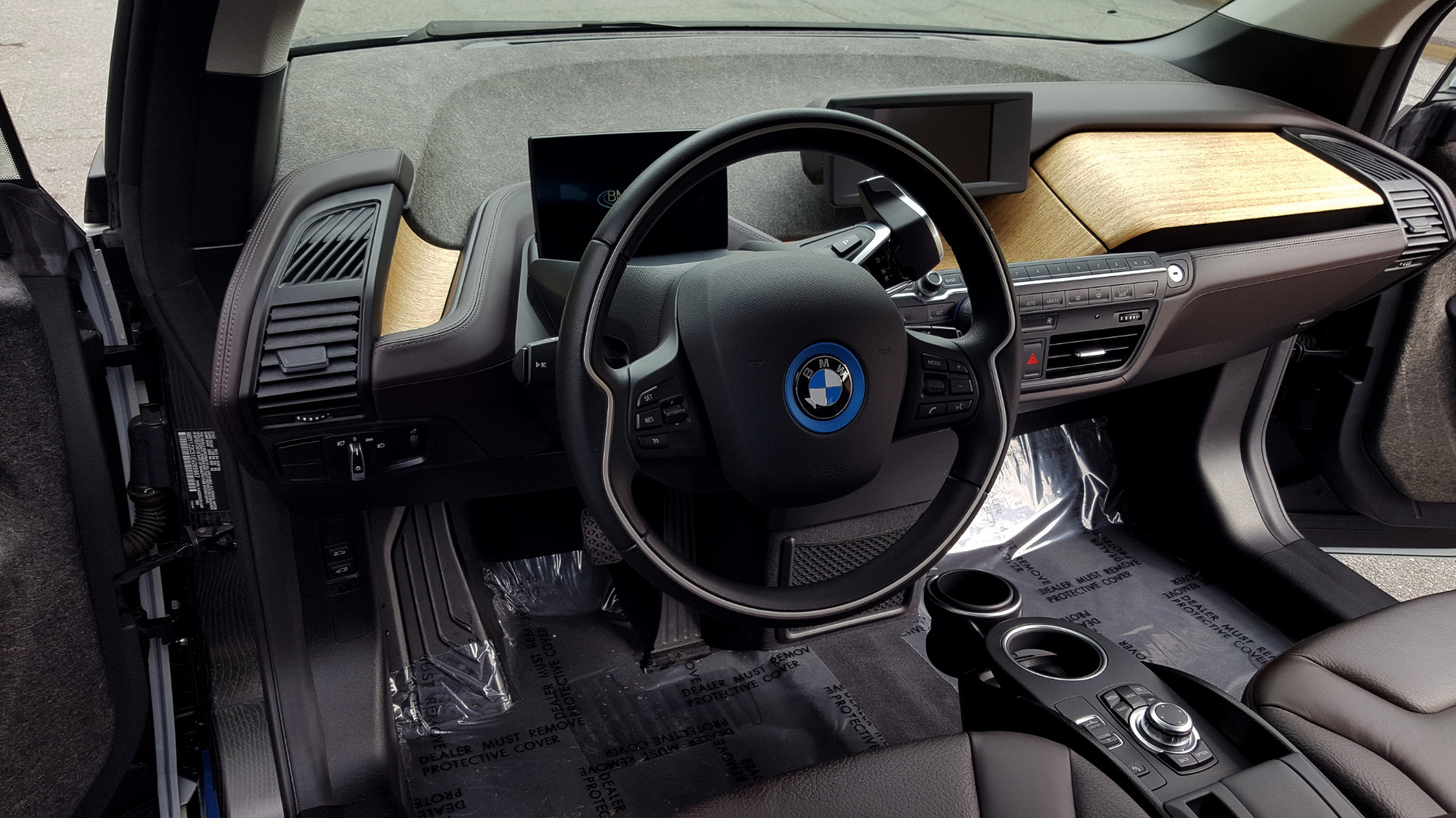 Used 2014 BMW i3 for sale Sold at Formula Imports in Charlotte NC 28227 27