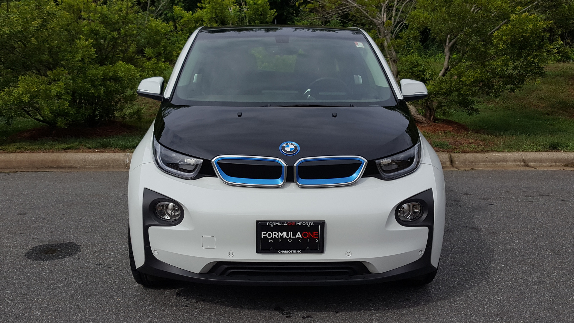Used 2014 BMW i3 for sale Sold at Formula Imports in Charlotte NC 28227 36