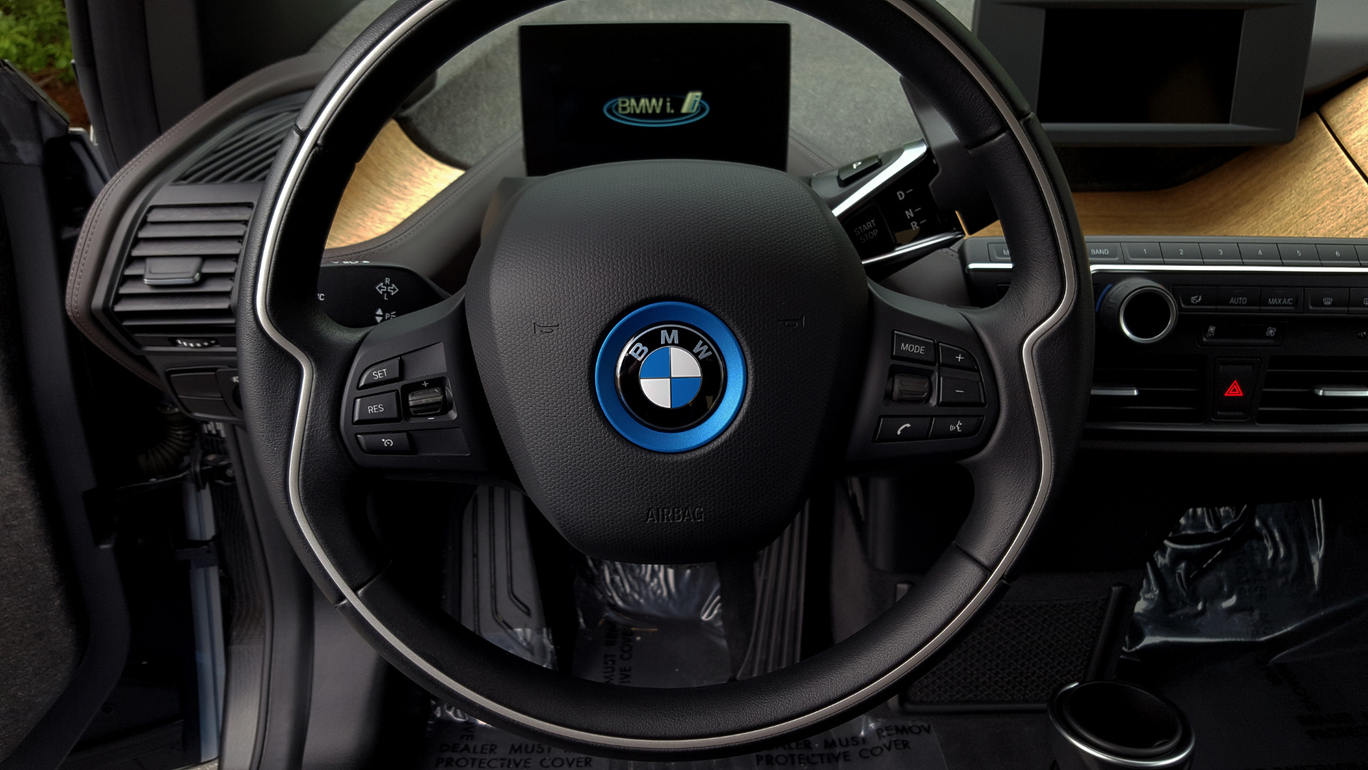 Used 2014 BMW i3 for sale Sold at Formula Imports in Charlotte NC 28227 50