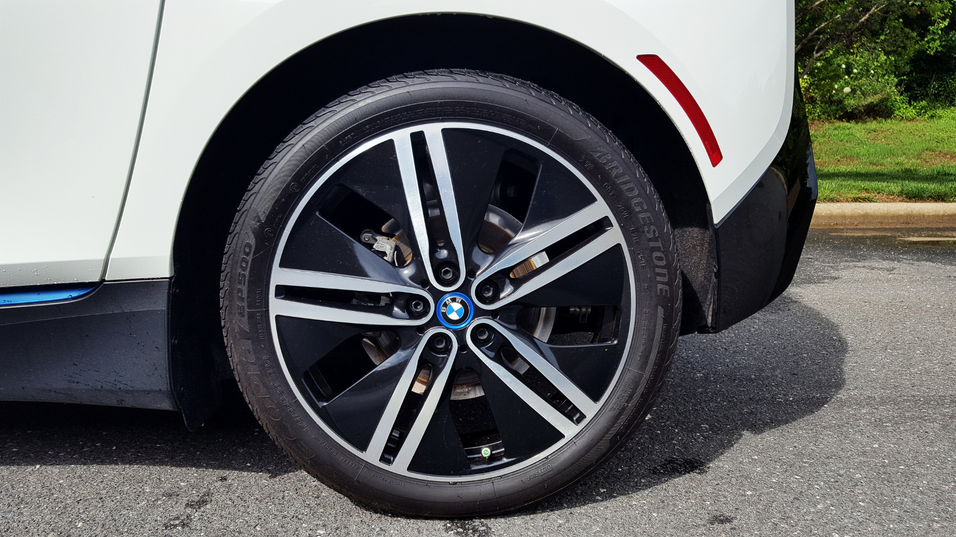 Used 2014 BMW i3 for sale Sold at Formula Imports in Charlotte NC 28227 6