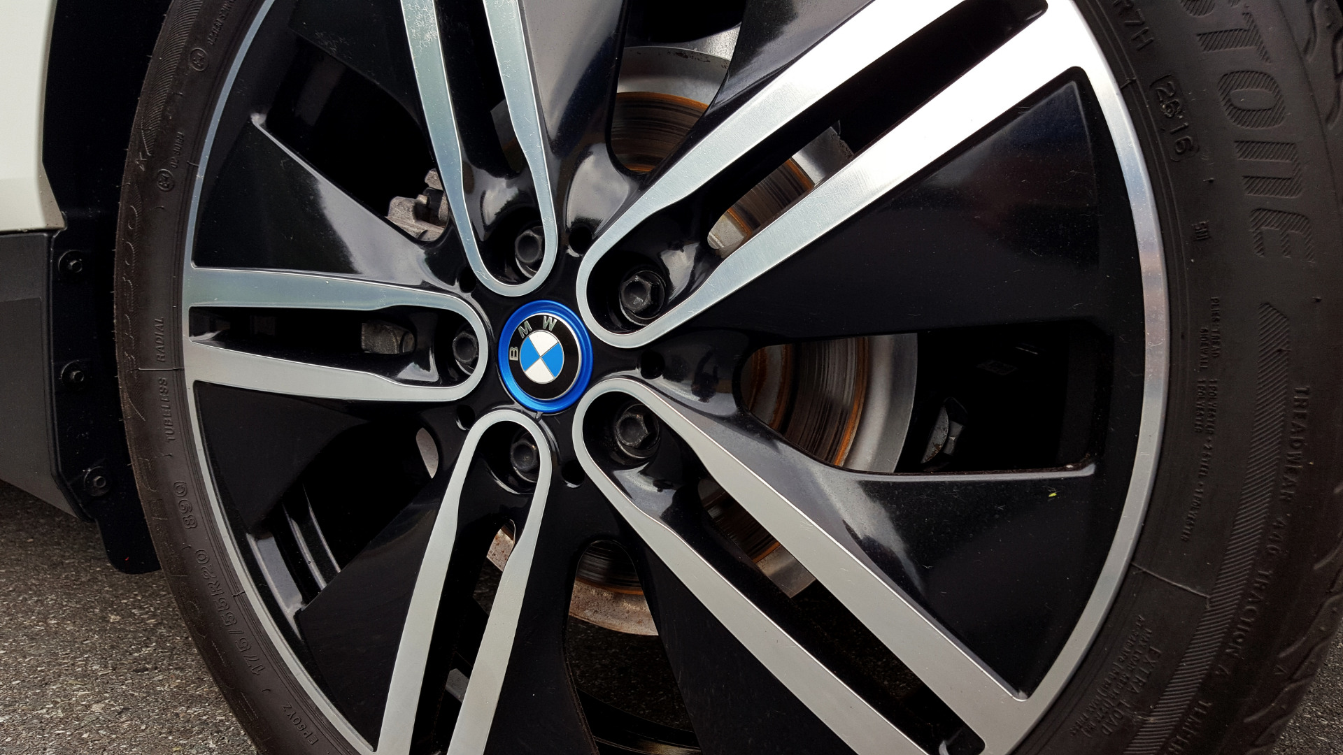 Used 2014 BMW i3 for sale Sold at Formula Imports in Charlotte NC 28227 83