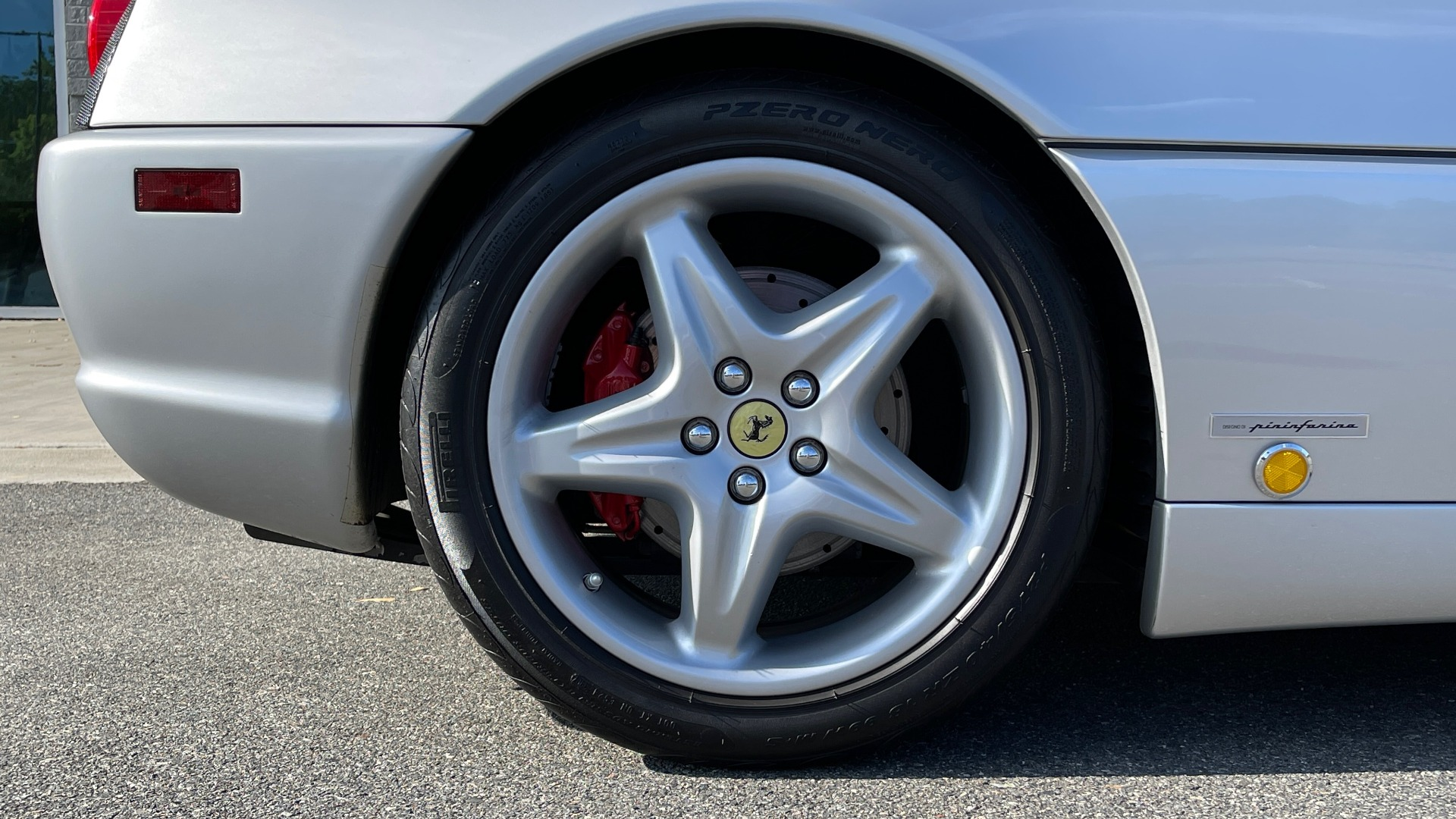 Used 1999 Ferrari F355 SPIDER for sale $95,000 at Formula Imports in Charlotte NC 28227 100