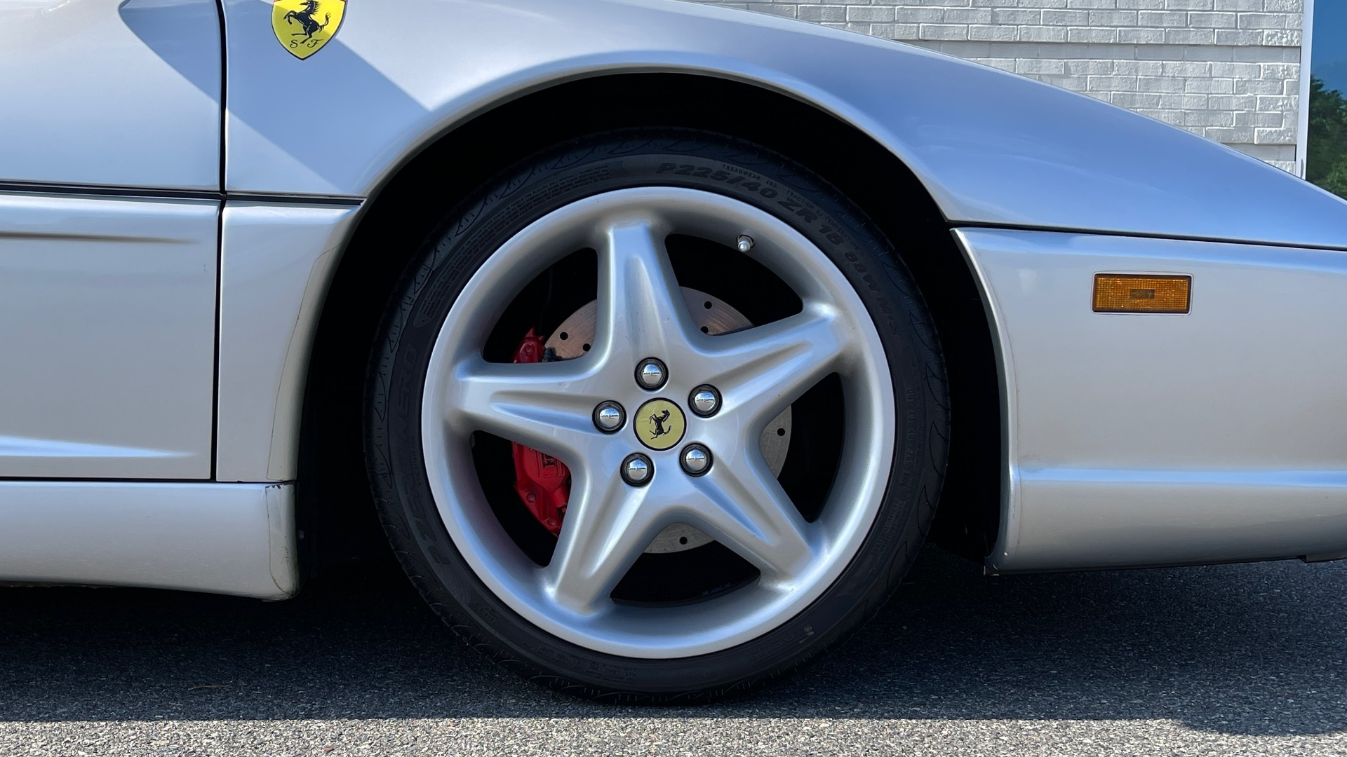 Used 1999 Ferrari F355 SPIDER for sale $95,000 at Formula Imports in Charlotte NC 28227 101