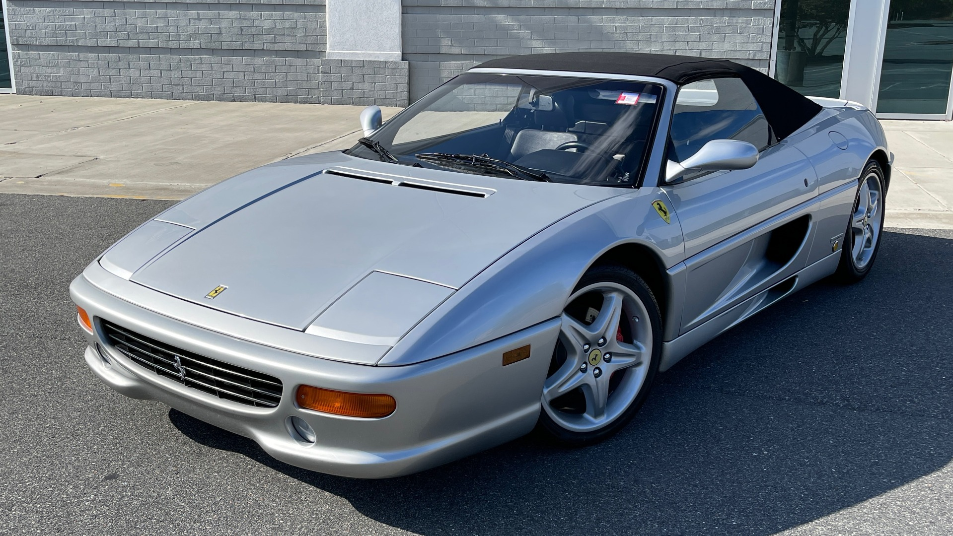 Used 1999 Ferrari F355 SPIDER for sale $95,000 at Formula Imports in Charlotte NC 28227 15