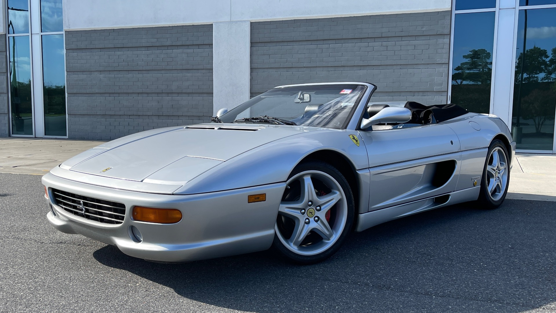 Used 1999 Ferrari F355 SPIDER for sale $95,000 at Formula Imports in Charlotte NC 28227 2