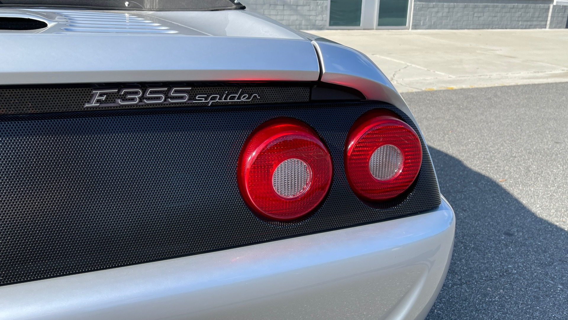 Used 1999 Ferrari F355 SPIDER for sale $95,000 at Formula Imports in Charlotte NC 28227 52