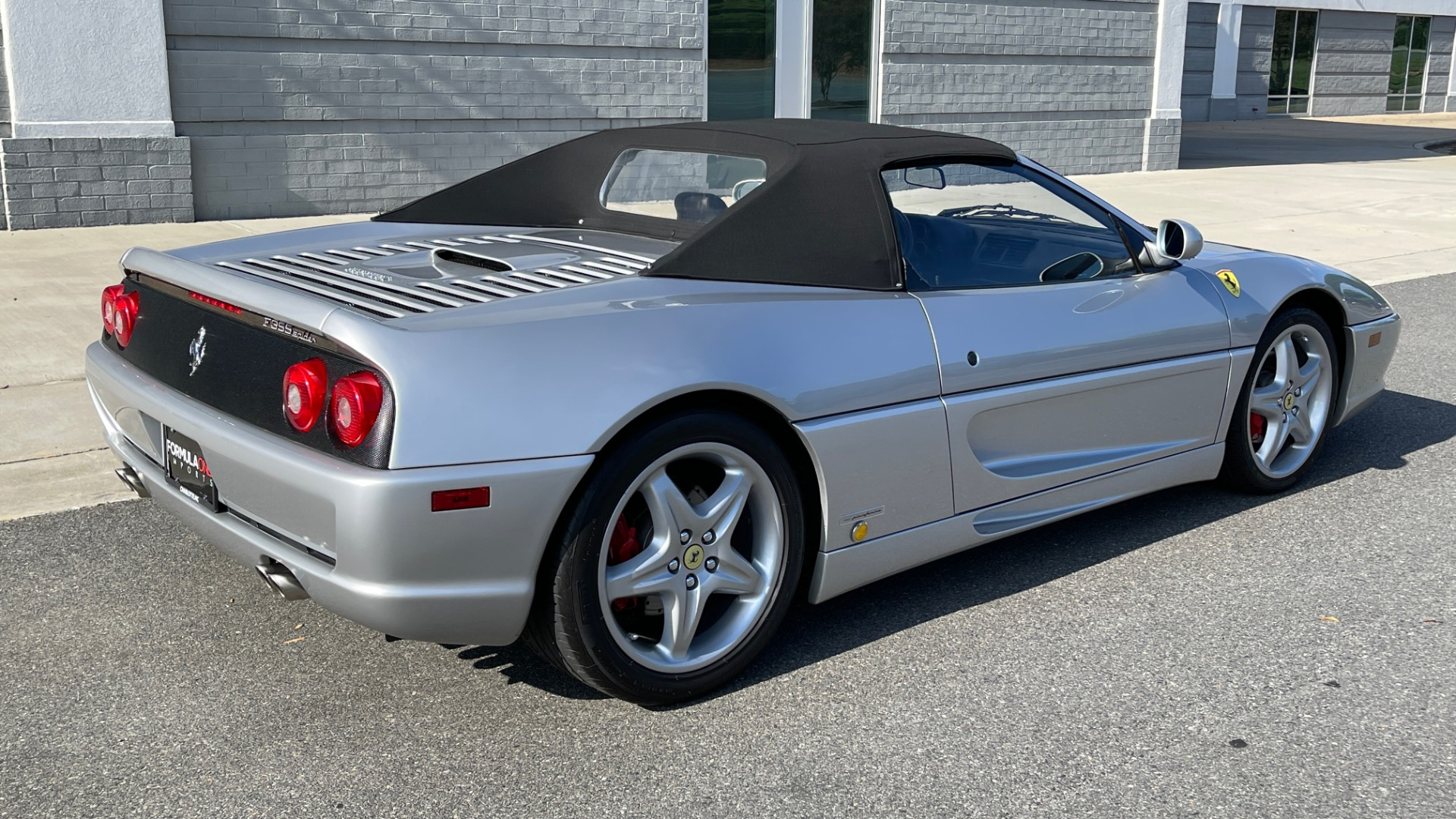 Used 1999 Ferrari F355 SPIDER for sale $95,000 at Formula Imports in Charlotte NC 28227 55