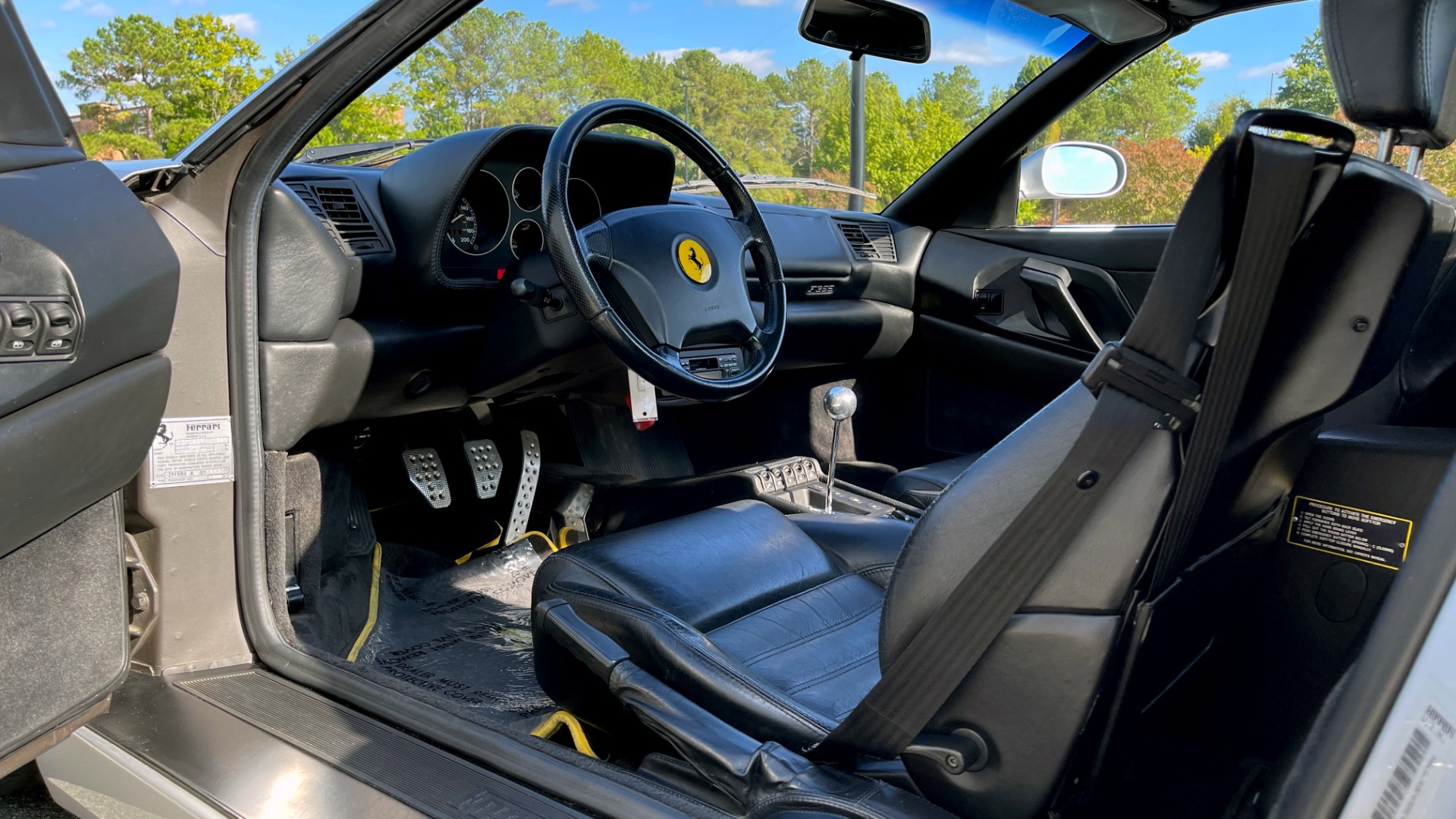 Used 1999 Ferrari F355 SPIDER for sale $95,000 at Formula Imports in Charlotte NC 28227 61