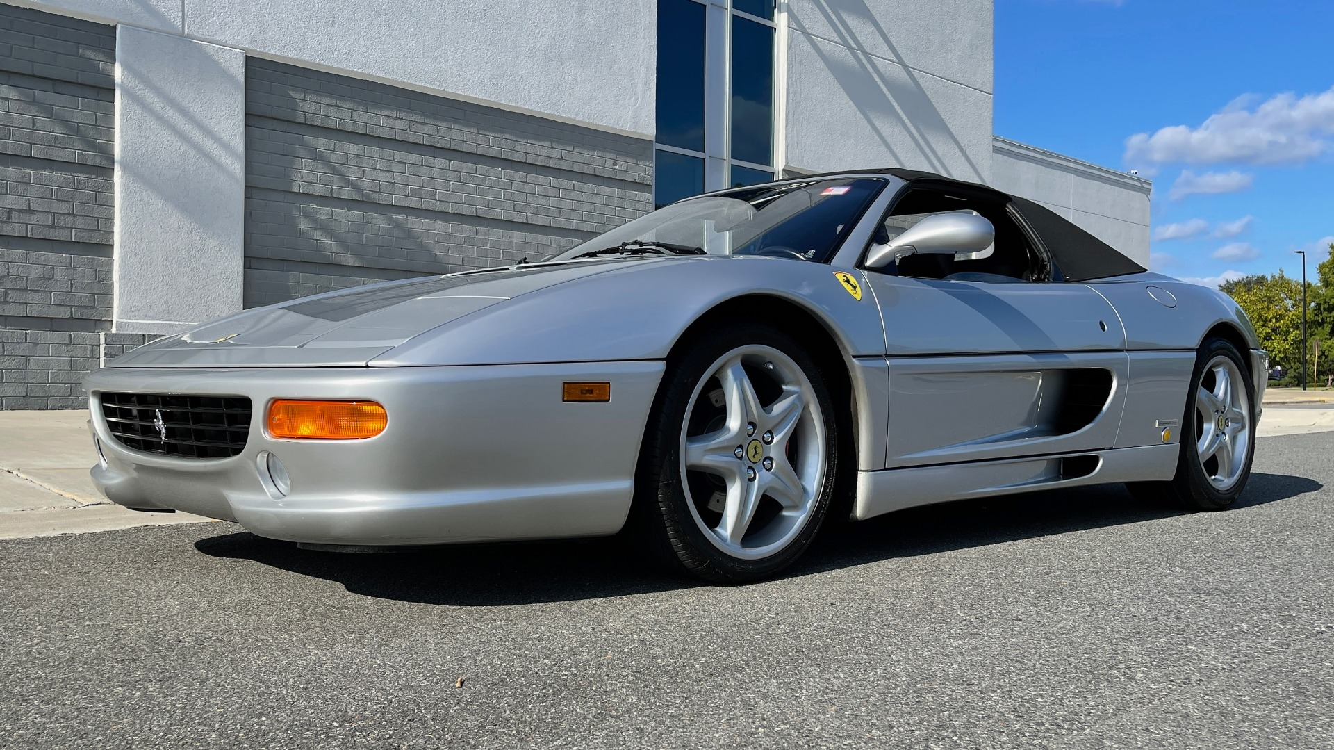 Used 1999 Ferrari F355 SPIDER for sale $95,000 at Formula Imports in Charlotte NC 28227 8