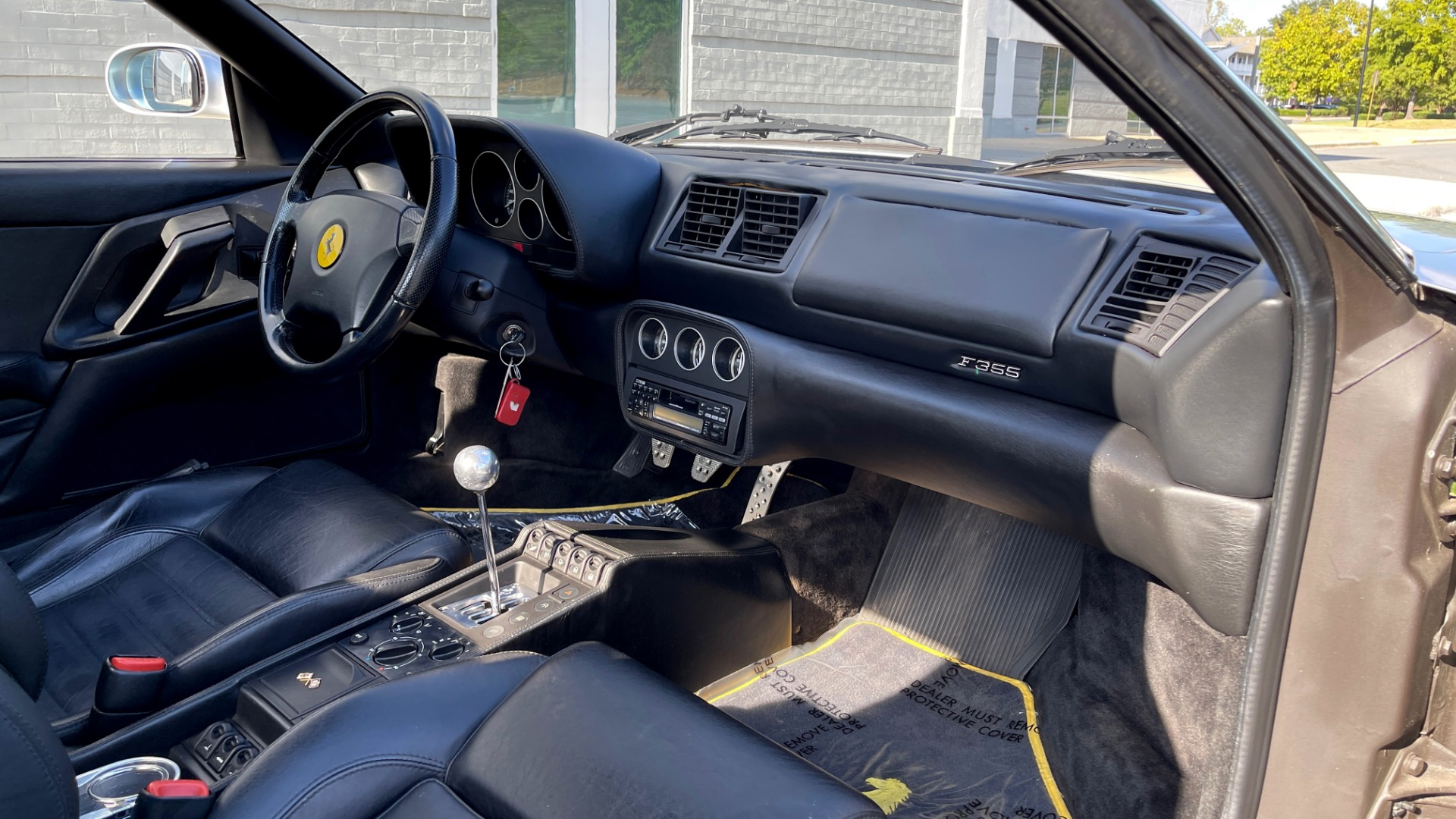 Used 1999 Ferrari F355 SPIDER for sale $95,000 at Formula Imports in Charlotte NC 28227 87