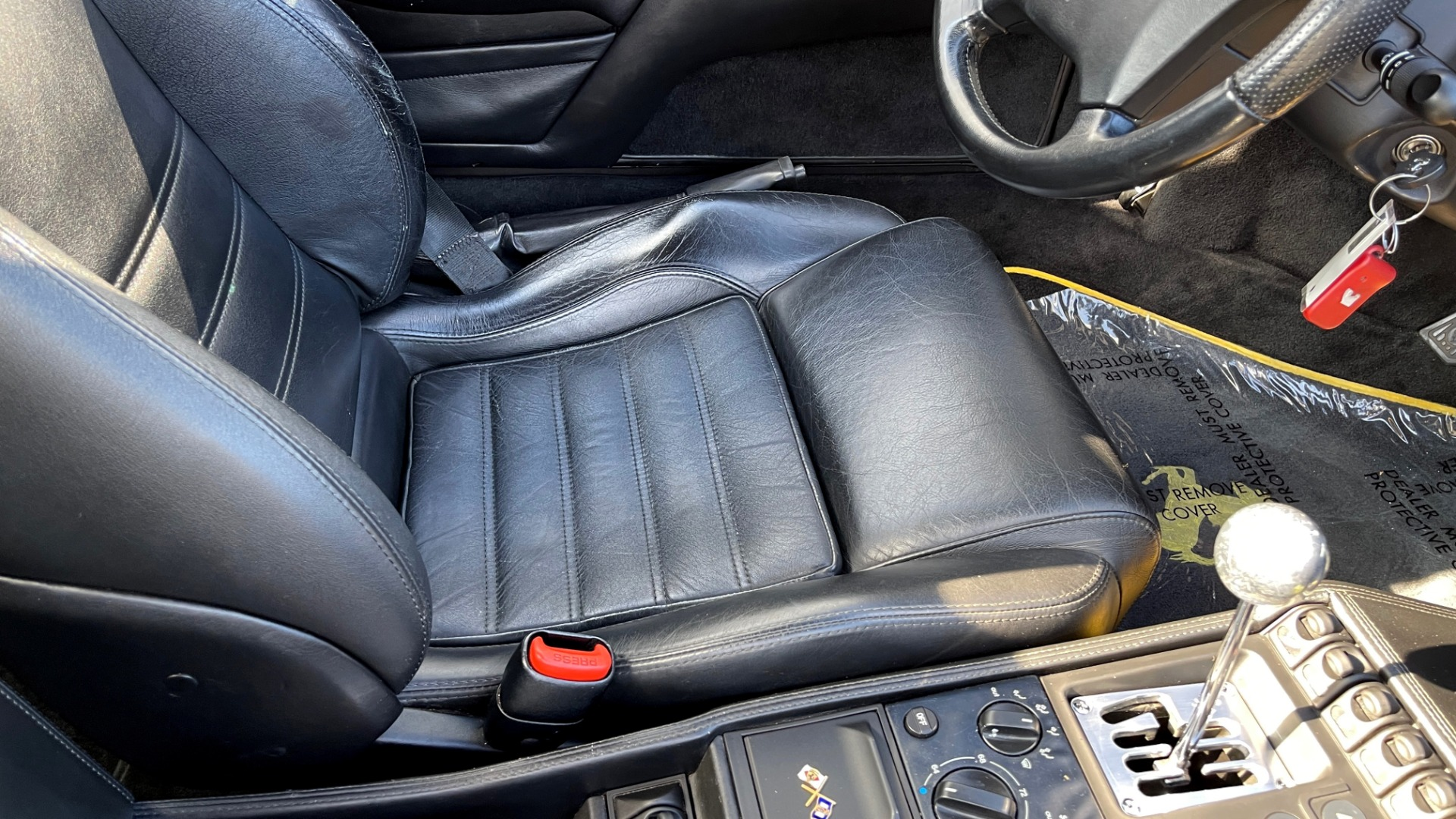 Used 1999 Ferrari F355 SPIDER for sale $95,000 at Formula Imports in Charlotte NC 28227 95
