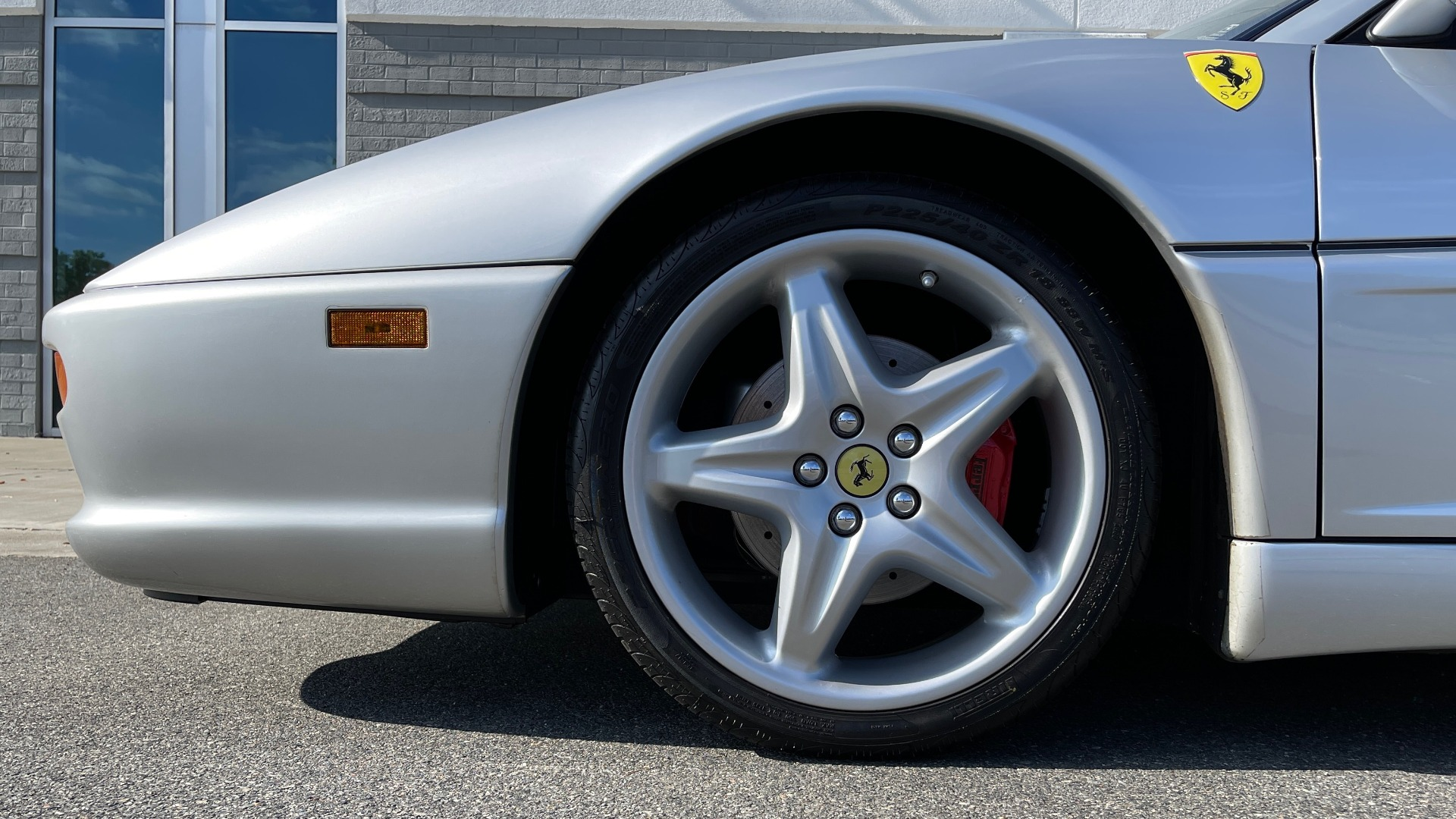 Used 1999 Ferrari F355 SPIDER for sale $95,000 at Formula Imports in Charlotte NC 28227 98