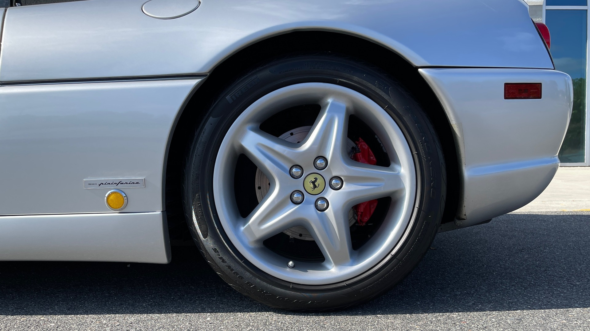 Used 1999 Ferrari F355 SPIDER for sale $95,000 at Formula Imports in Charlotte NC 28227 99