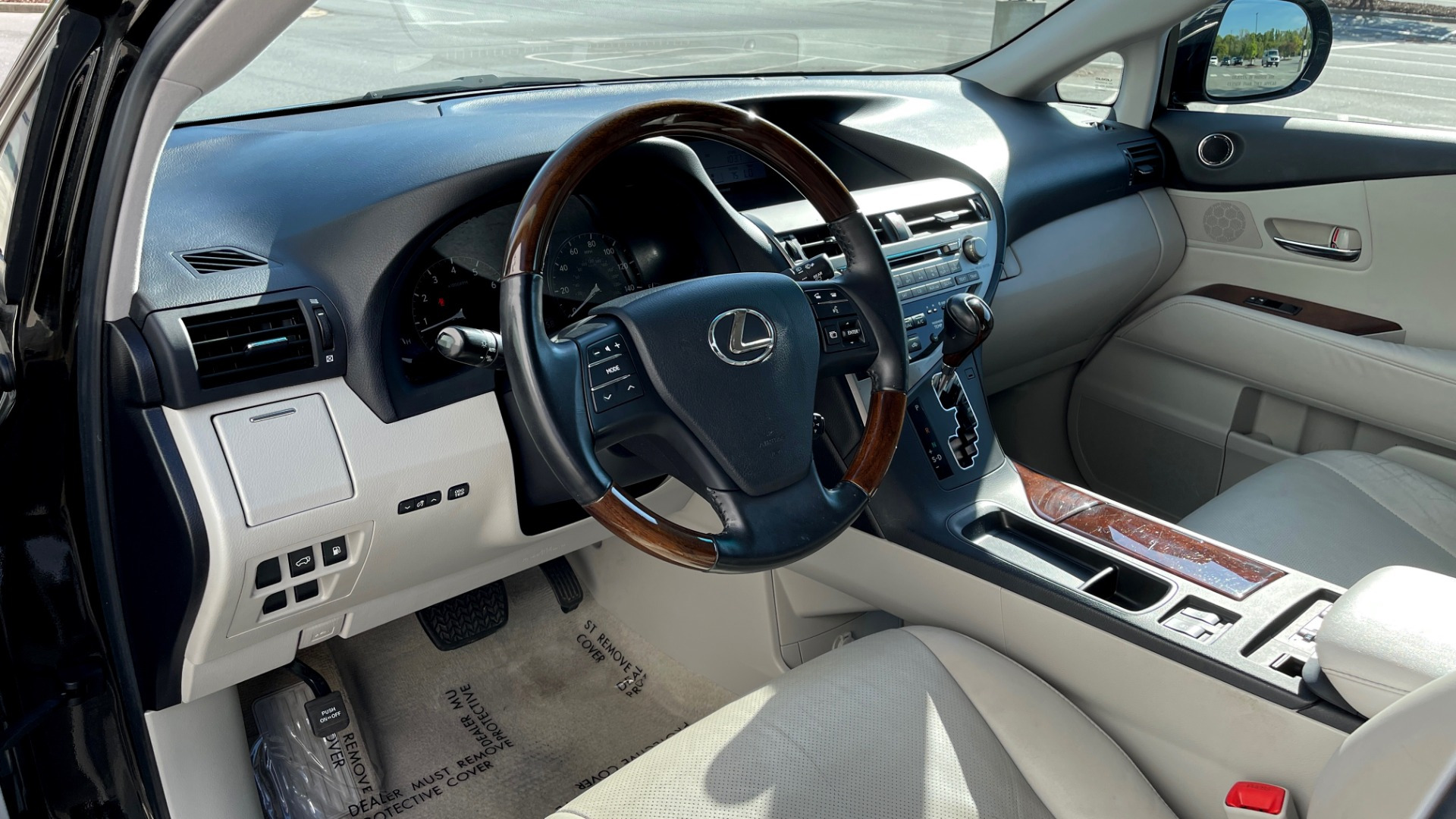 Used 2011 Lexus RX 350 PREMIUM / TOWING PREP PKG / VENTILATED STS / SUNROOF / REARVIEW for sale Sold at Formula Imports in Charlotte NC 28227 25