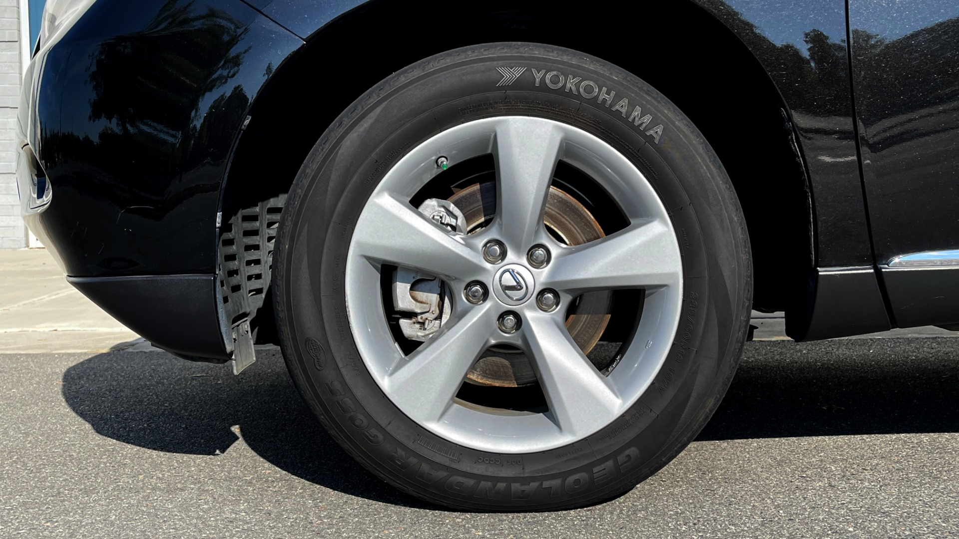 Used 2011 Lexus RX 350 PREMIUM / TOWING PREP PKG / VENTILATED STS / SUNROOF / REARVIEW for sale Sold at Formula Imports in Charlotte NC 28227 63