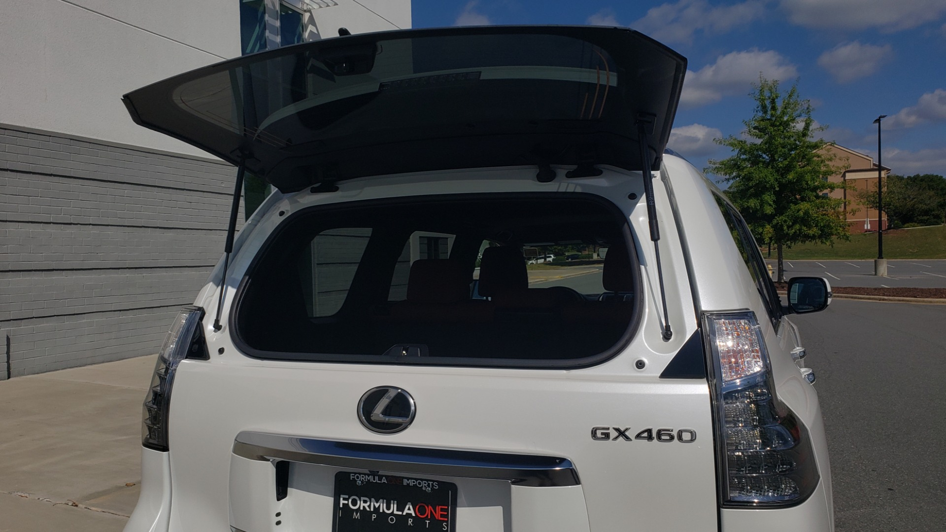 Used 2021 Lexus GX 460 PREMIUM / AWD / NAV / SUNROOF / 3-ROW / REARVIEW for sale Sold at Formula Imports in Charlotte NC 28227 16