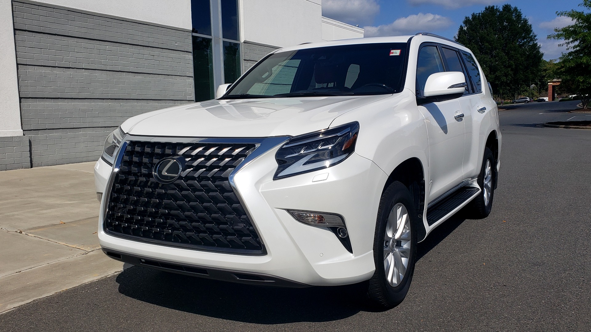 Used 2021 Lexus GX 460 PREMIUM / AWD / NAV / SUNROOF / 3-ROW / REARVIEW for sale Sold at Formula Imports in Charlotte NC 28227 2