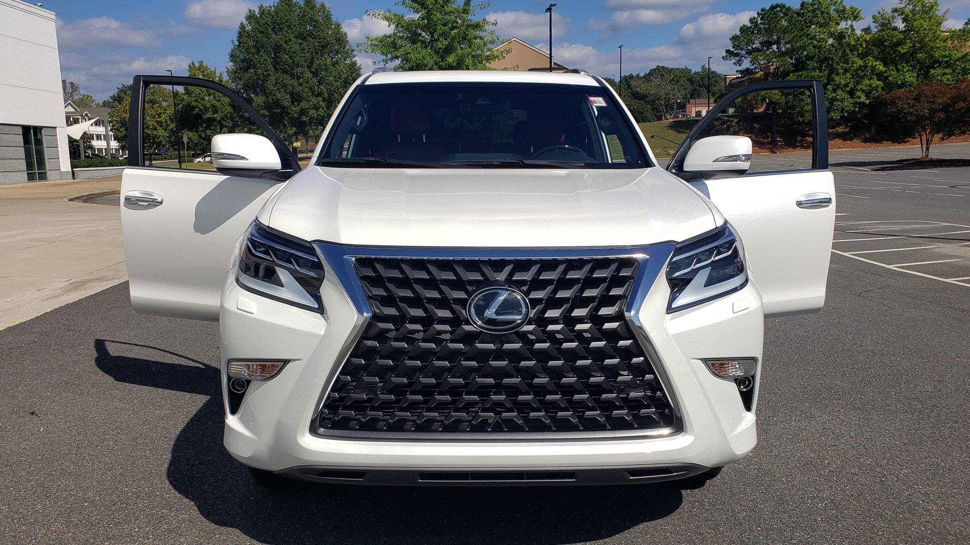 Used 2021 Lexus GX 460 PREMIUM / AWD / NAV / SUNROOF / 3-ROW / REARVIEW for sale Sold at Formula Imports in Charlotte NC 28227 21
