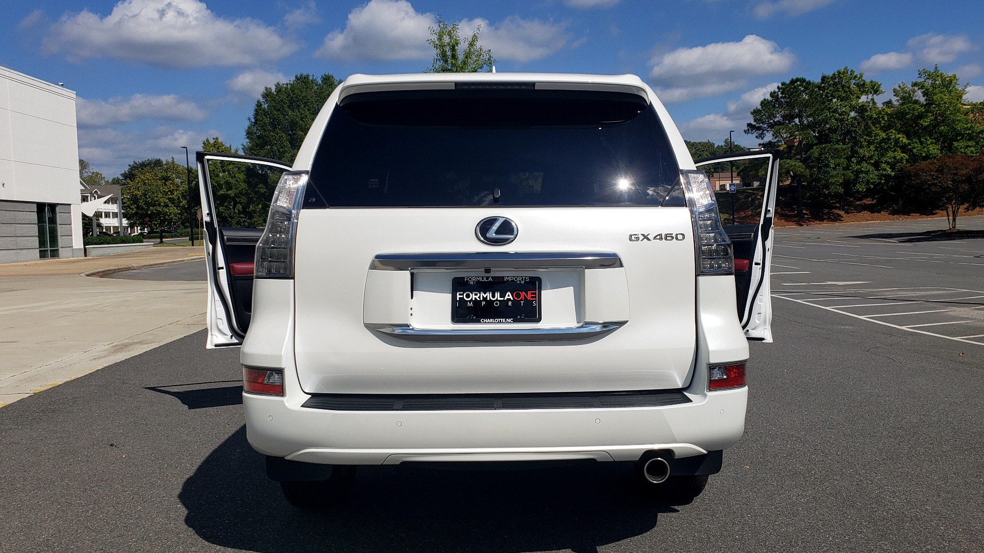 Used 2021 Lexus GX 460 PREMIUM / AWD / NAV / SUNROOF / 3-ROW / REARVIEW for sale Sold at Formula Imports in Charlotte NC 28227 27
