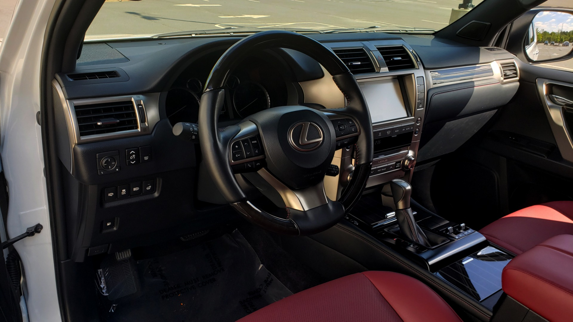 Used 2021 Lexus GX 460 PREMIUM / AWD / NAV / SUNROOF / 3-ROW / REARVIEW for sale Sold at Formula Imports in Charlotte NC 28227 35