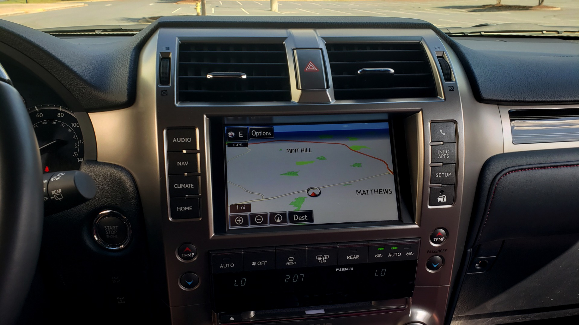 Used 2021 Lexus GX 460 PREMIUM / AWD / NAV / SUNROOF / 3-ROW / REARVIEW for sale Sold at Formula Imports in Charlotte NC 28227 44