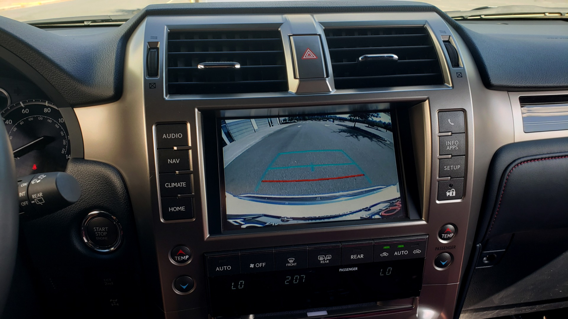 Used 2021 Lexus GX 460 PREMIUM / AWD / NAV / SUNROOF / 3-ROW / REARVIEW for sale Sold at Formula Imports in Charlotte NC 28227 45