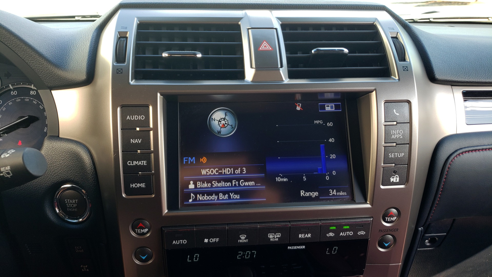 Used 2021 Lexus GX 460 PREMIUM / AWD / NAV / SUNROOF / 3-ROW / REARVIEW for sale Sold at Formula Imports in Charlotte NC 28227 46